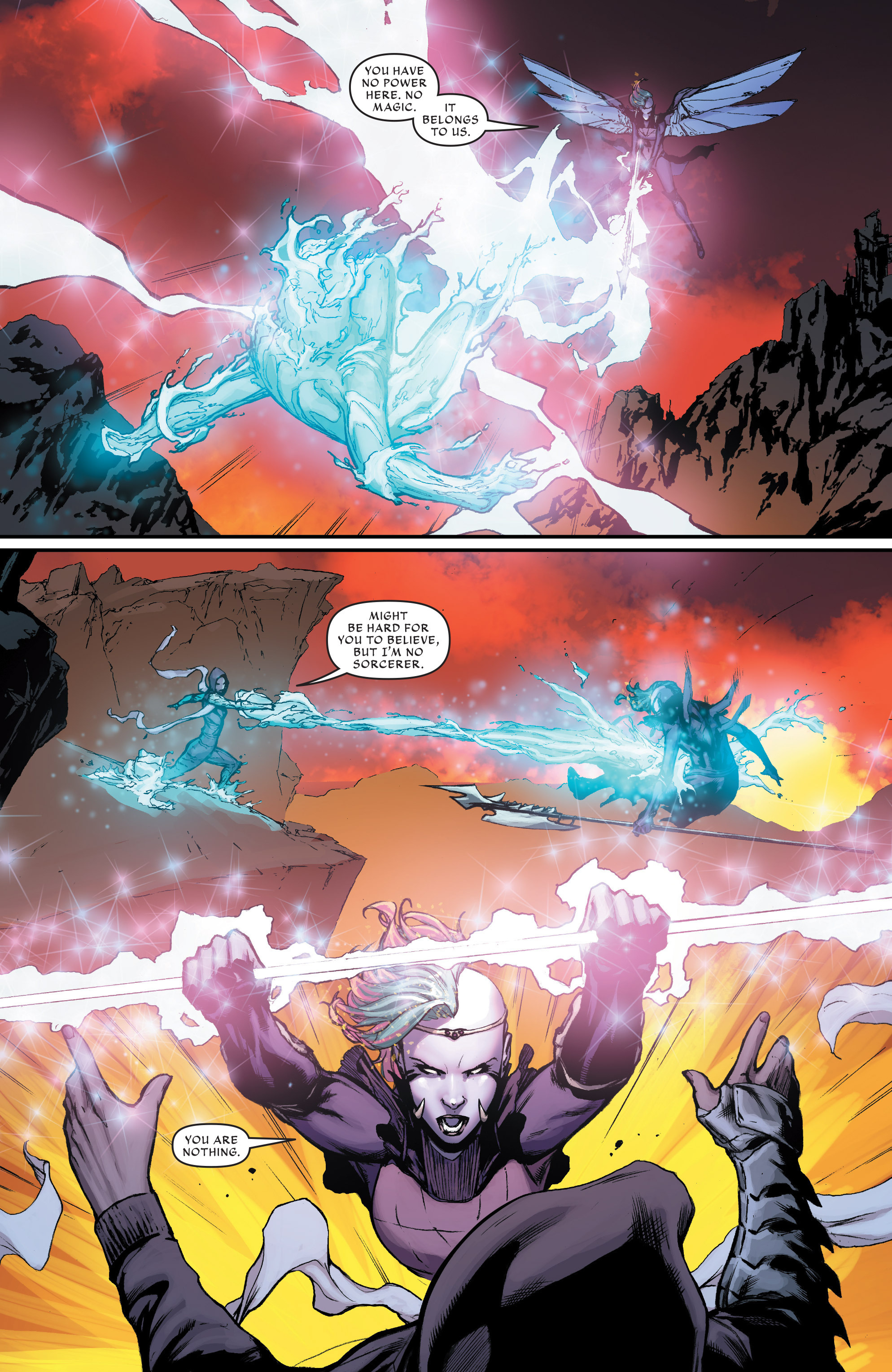 Read online Aspen Universe: Revelations comic -  Issue #2 - 8