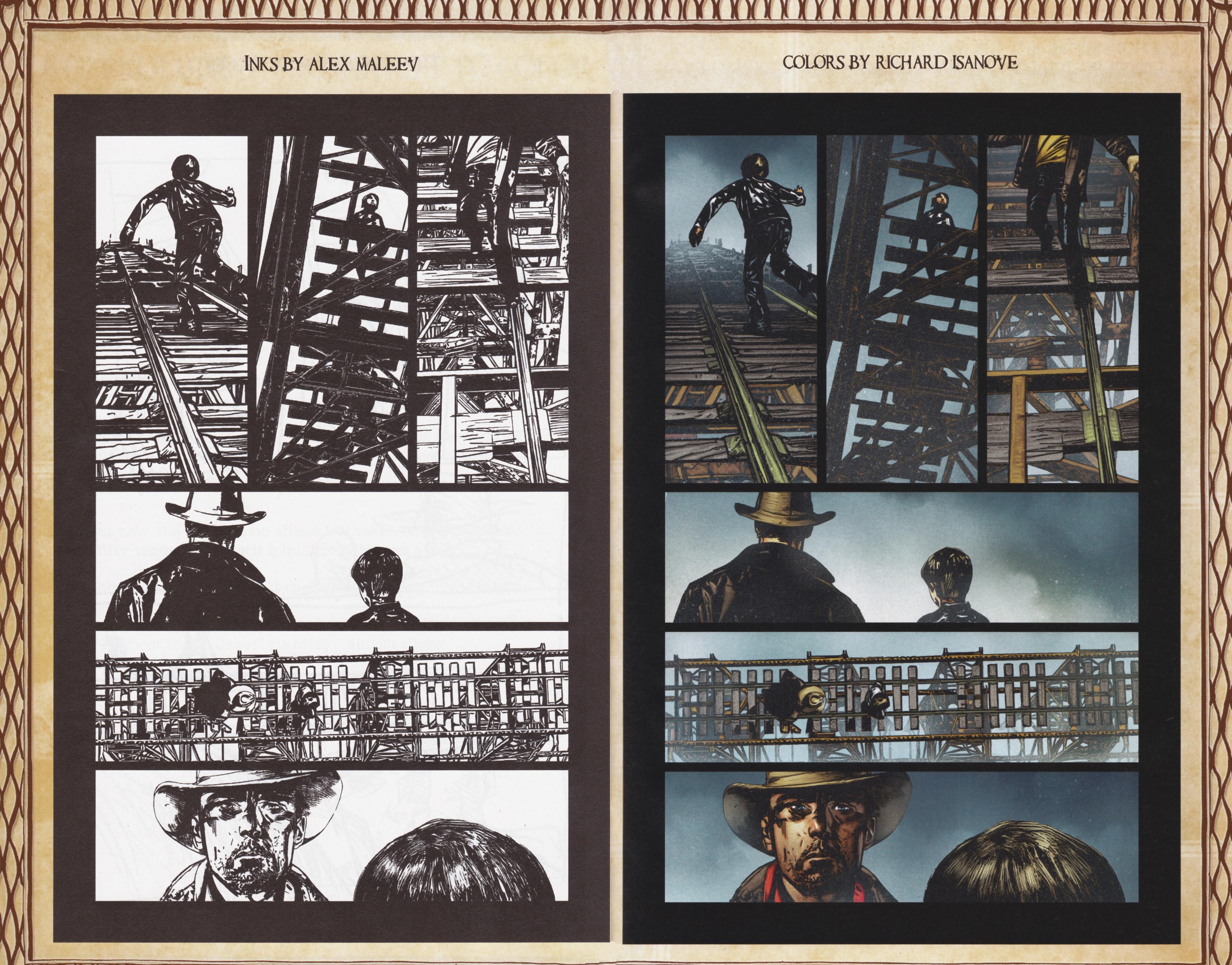 Read online Dark Tower: The Gunslinger - The Man in Black comic -  Issue #4 - 28