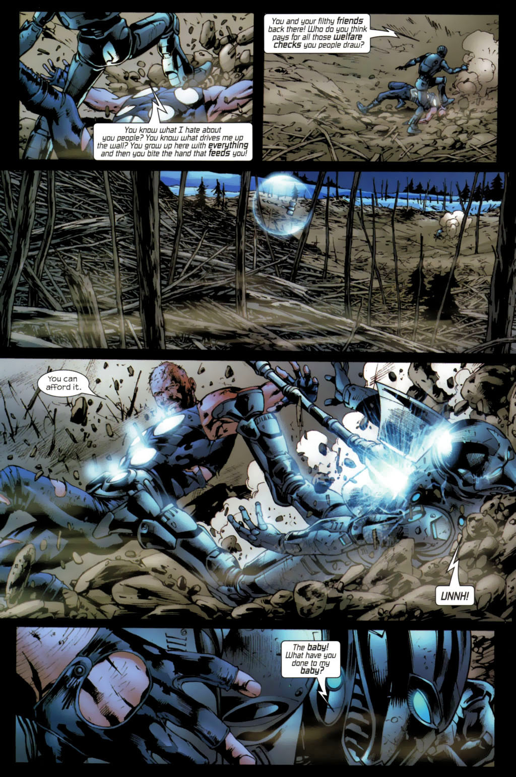 Read online Ultimates 2 comic -  Issue #5 - 10