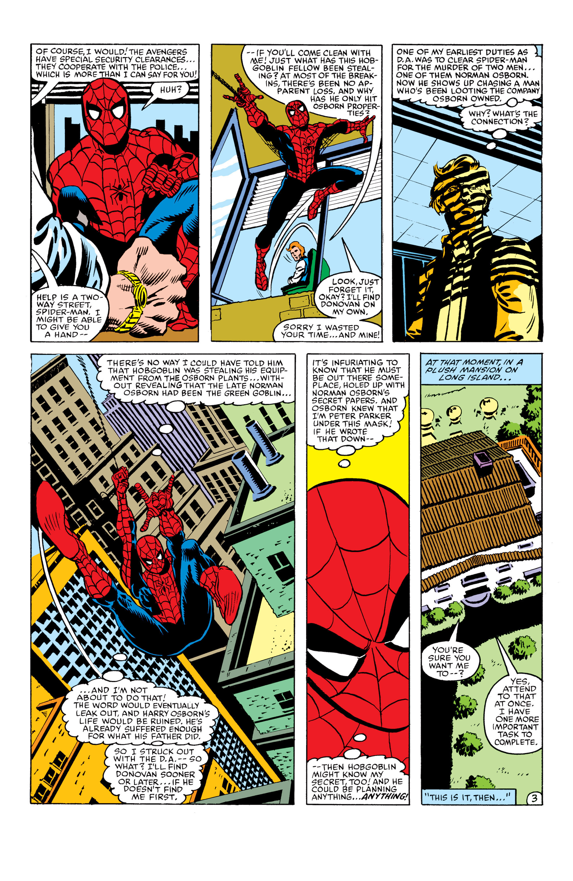 The Amazing Spider-Man (1963) 245 Page 3