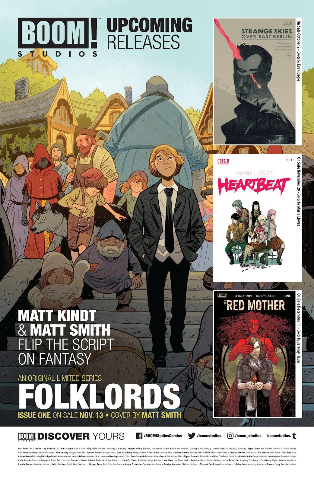 Read online Heartbeat comic -  Issue #1 - 28