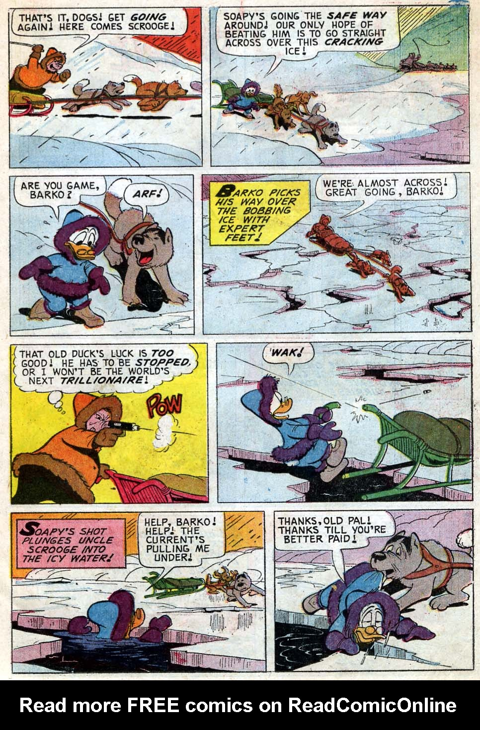 Read online Uncle Scrooge (1953) comic -  Issue #59 - 23