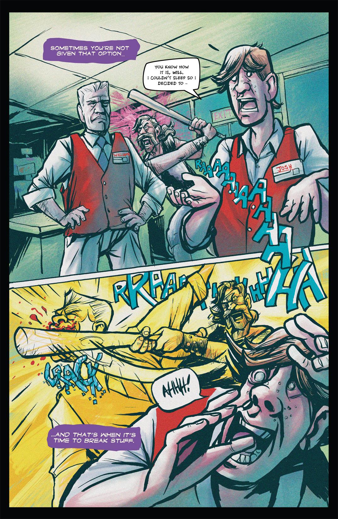 Read online Nightmare World comic -  Issue # Vol. 1 Thirteen Tales of Terror - 28