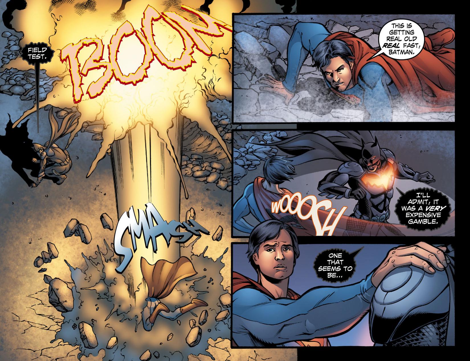 Read online Smallville: Season 11 comic -  Issue #16 - 8