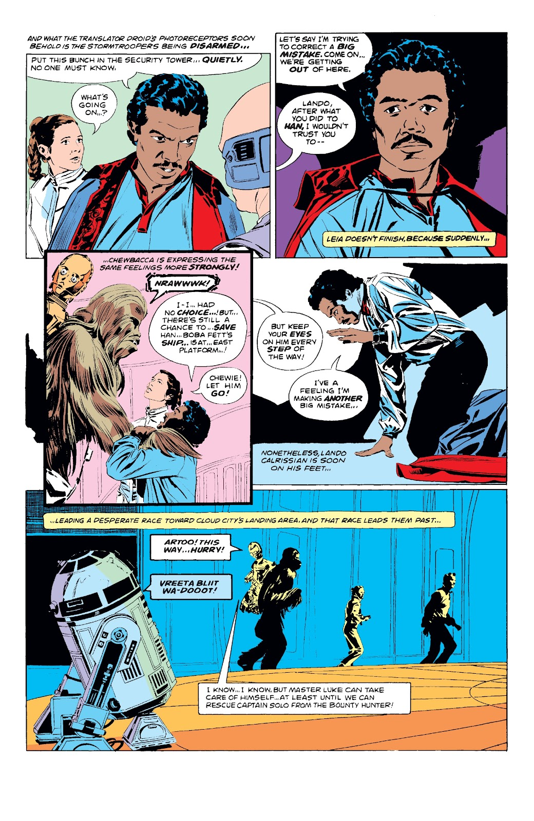 Read online Star Wars Legends: The Original Marvel Years - Epic Collection comic -  Issue # TPB 3 (Part 2) - 2