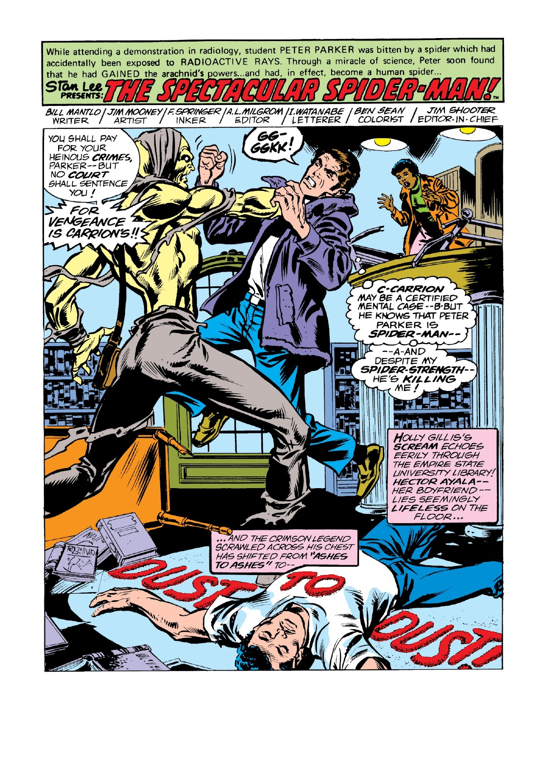 Read online Marvel Masterworks: The Spectacular Spider-Man comic -  Issue # TPB 2 (Part 3) - 45