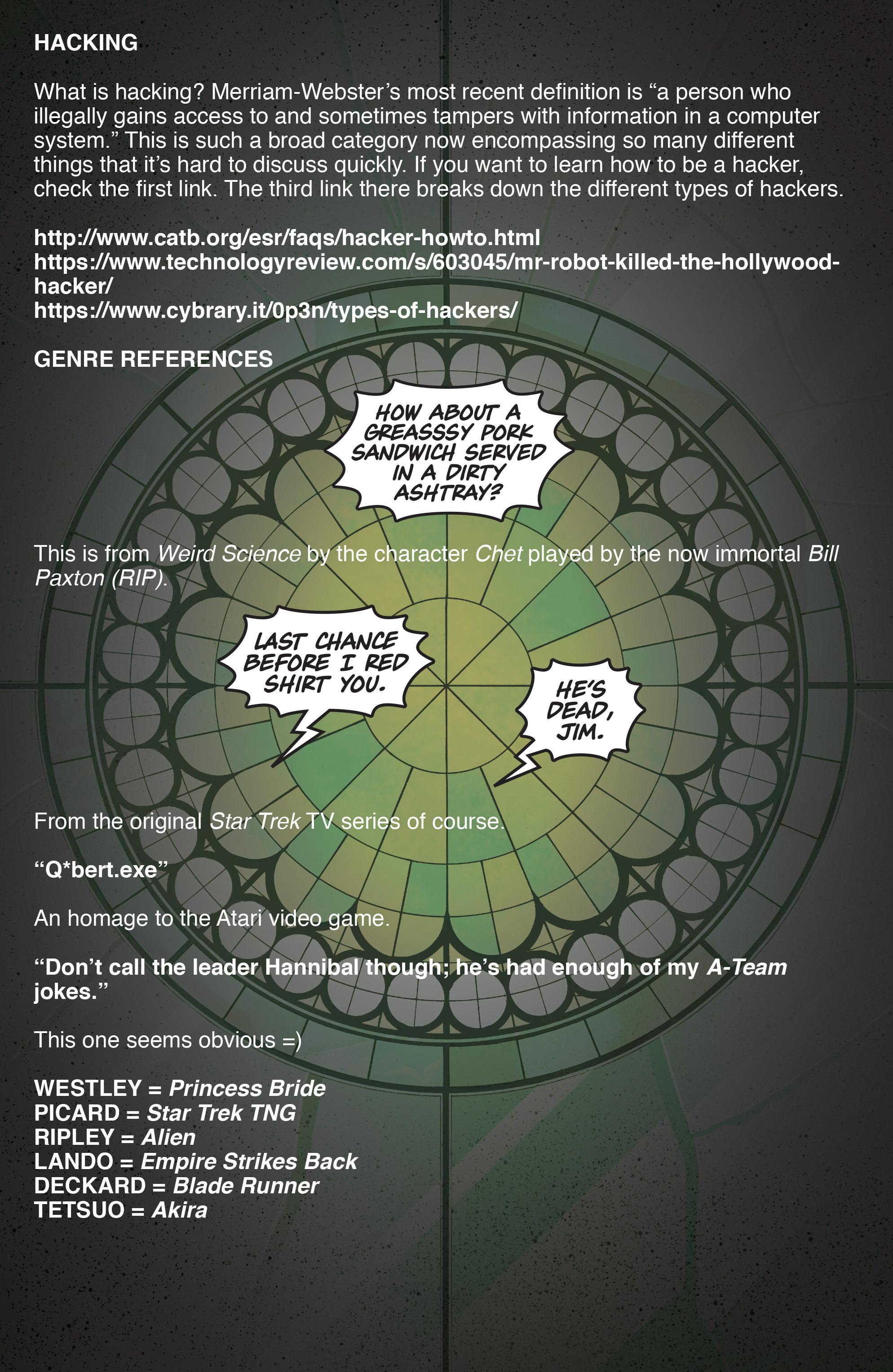 Read online Samaritan: Vertias comic -  Issue #1 - 29