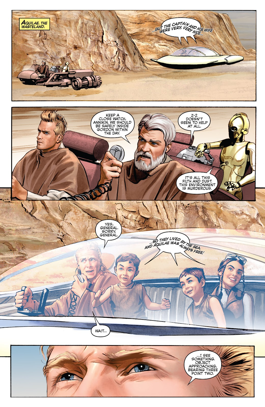Read online Star Wars Legends: Infinities - Epic Collection comic -  Issue # TPB (Part 4) - 71