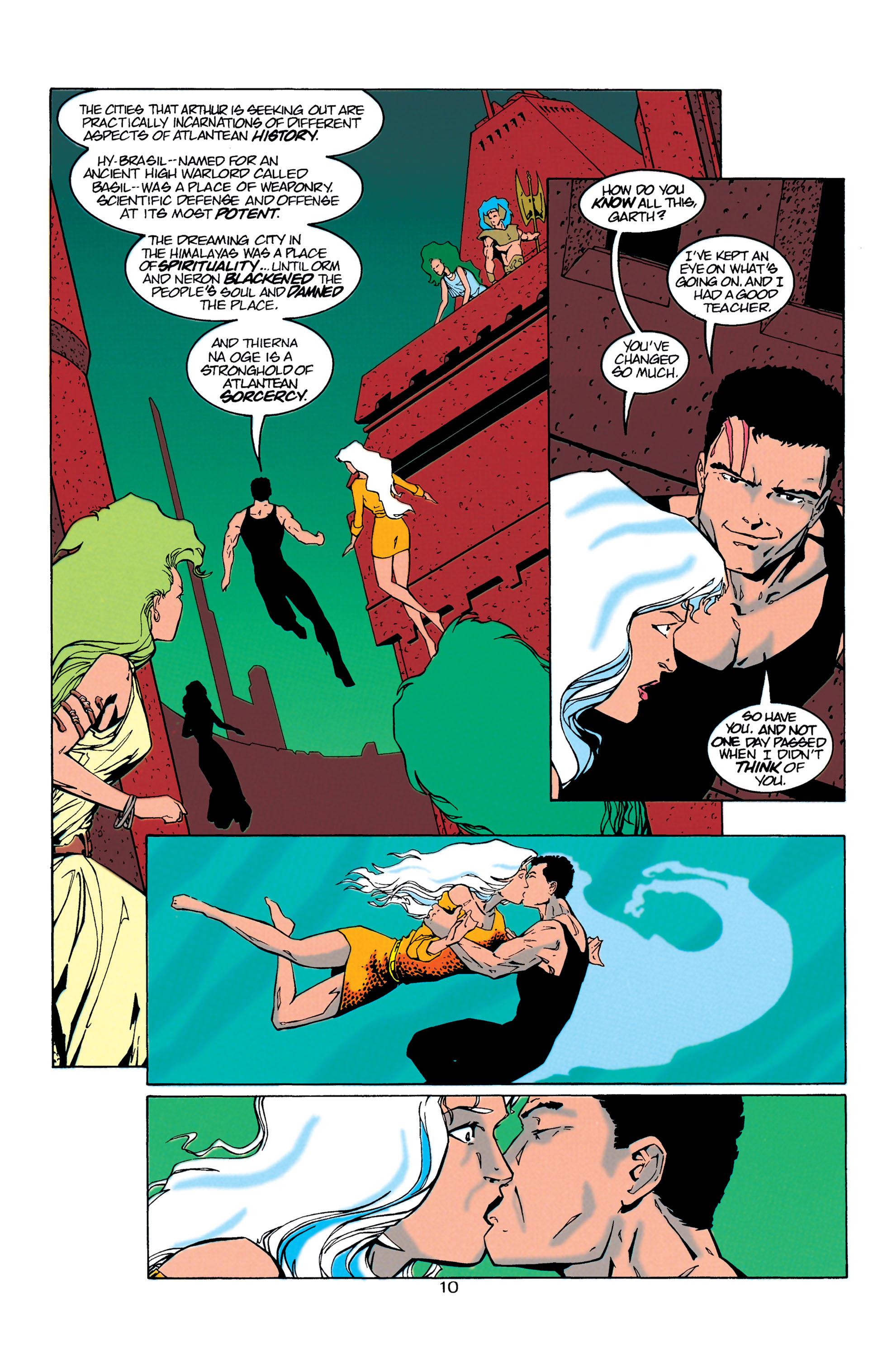 Read online Aquaman (1994) comic -  Issue #21 - 11