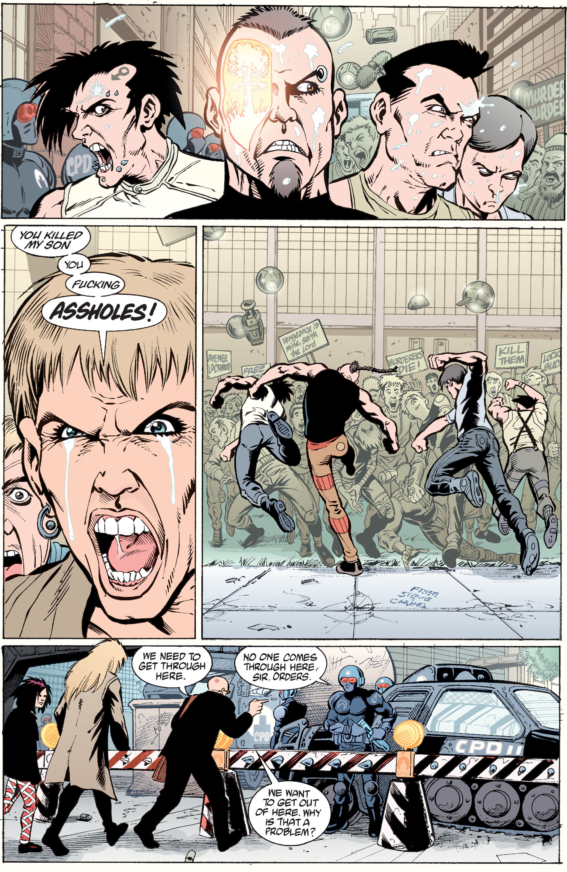 Read online Transmetropolitan comic -  Issue #29 - 17