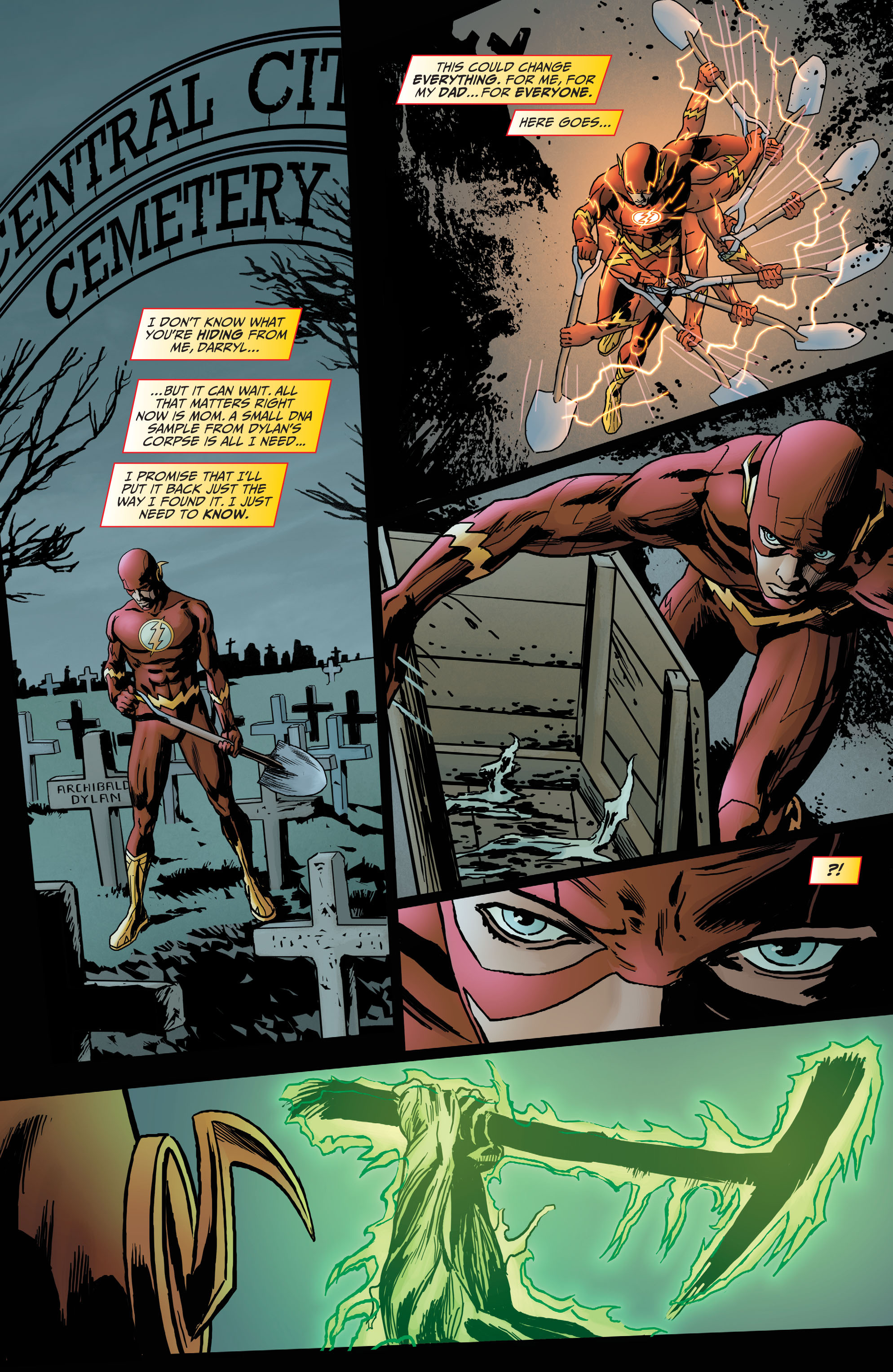 Read online The Flash (2011) comic -  Issue # _TPB 5 - 83