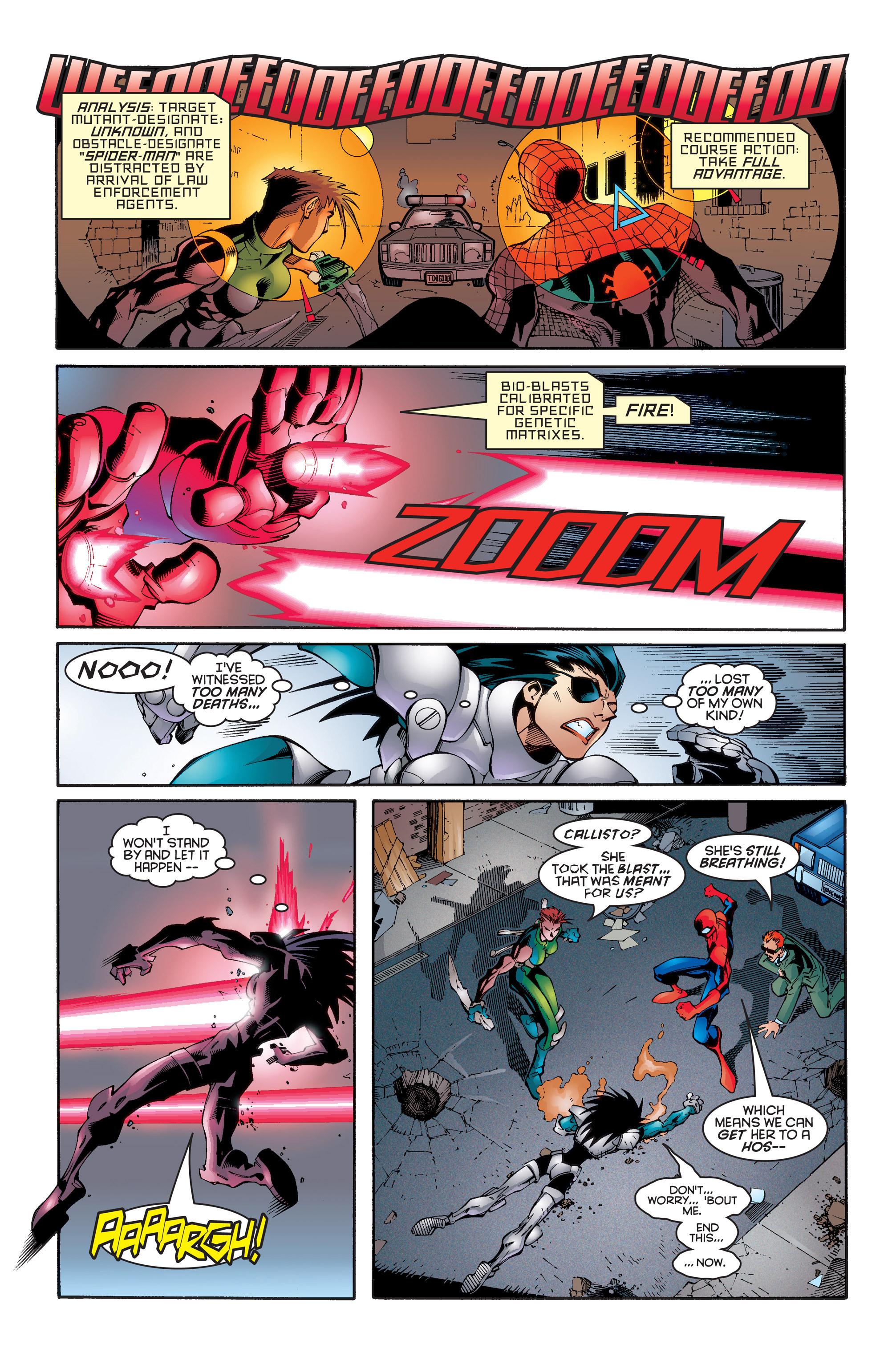 Read online Uncanny X-Men (1963) comic -  Issue #346 - 14