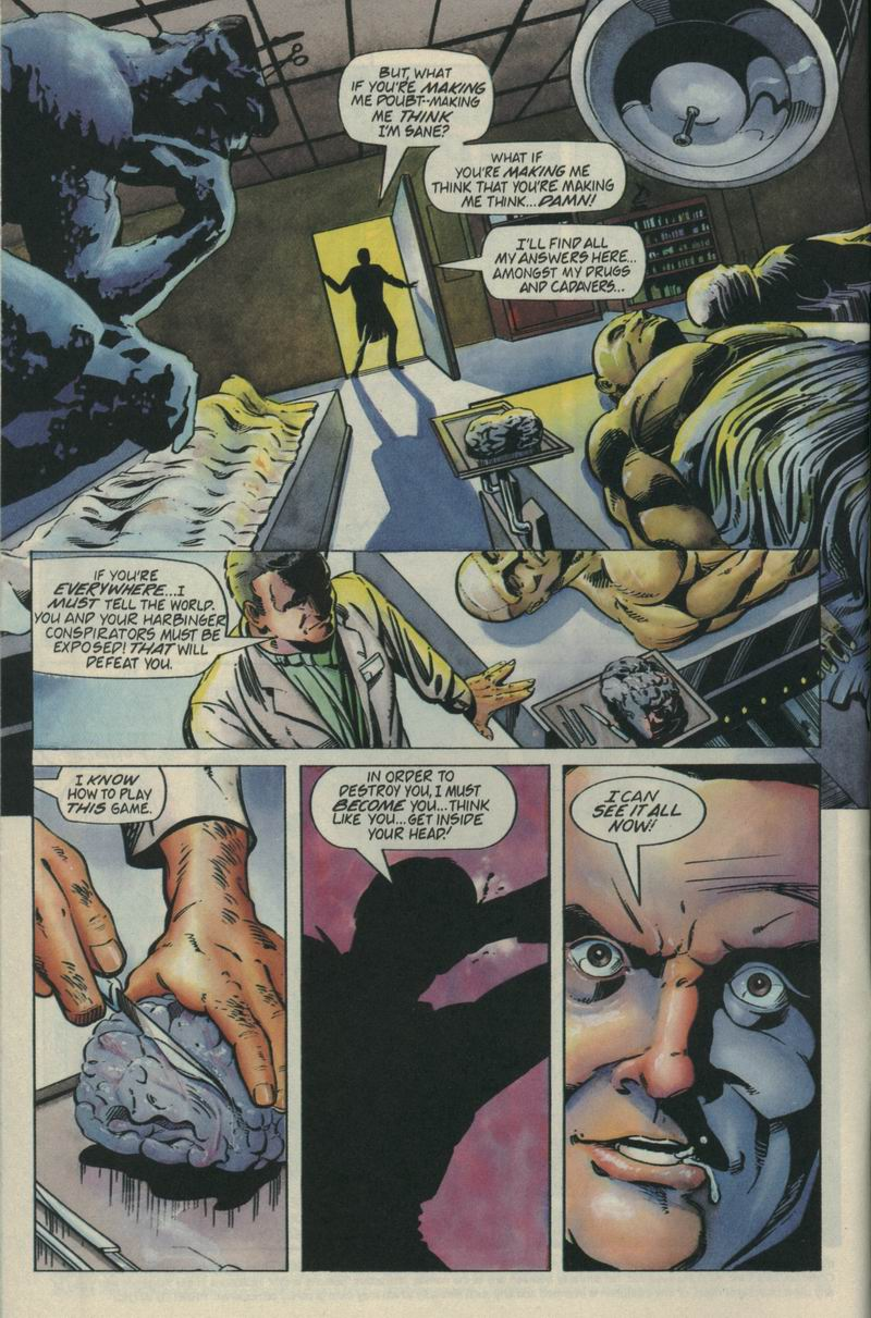 Read online Secret Weapons comic -  Issue #4 - 5