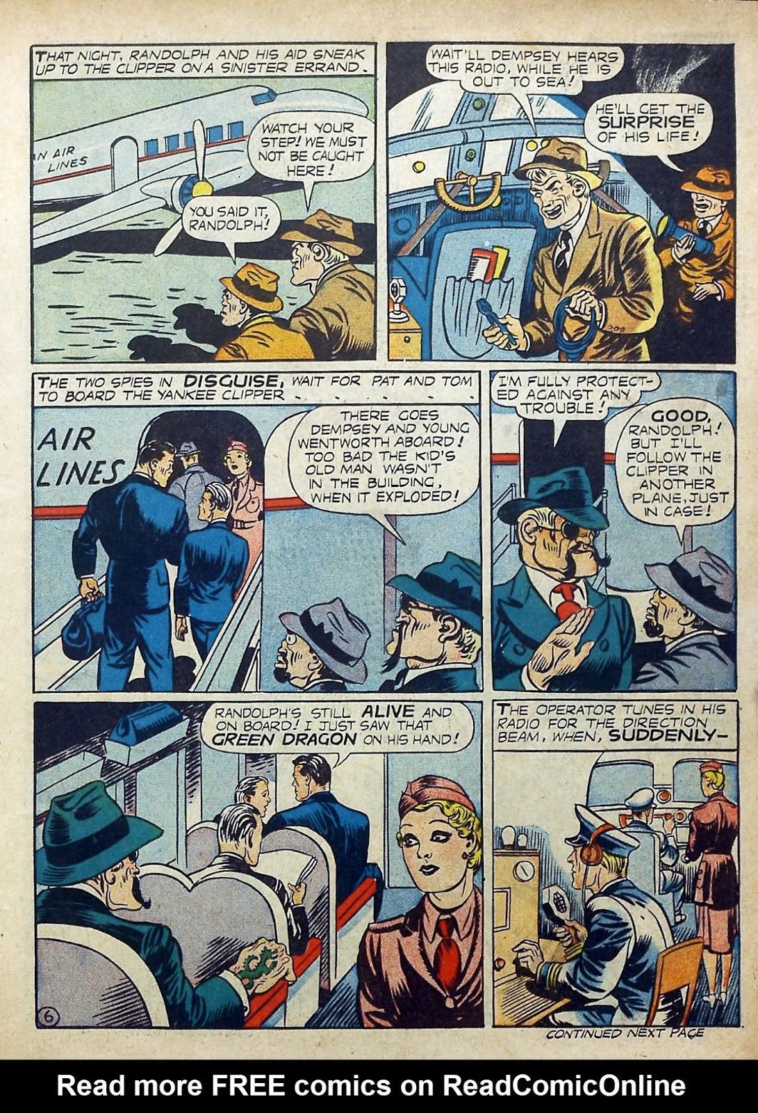 Reglar Fellers Heroic Comics issue 13 - Page 19