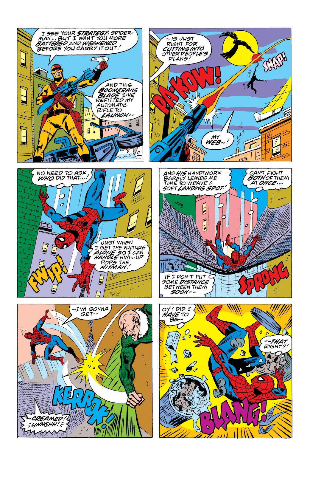 Read online Marvel Masterworks: The Spectacular Spider-Man comic -  Issue # TPB (Part 1) - 93
