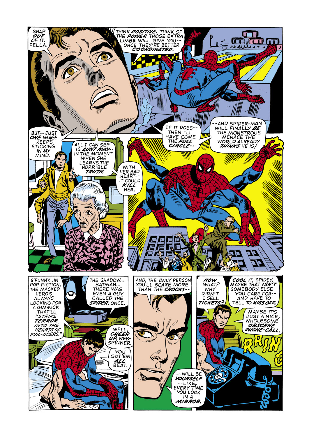 The Amazing Spider-Man (1963) 101 Page 4