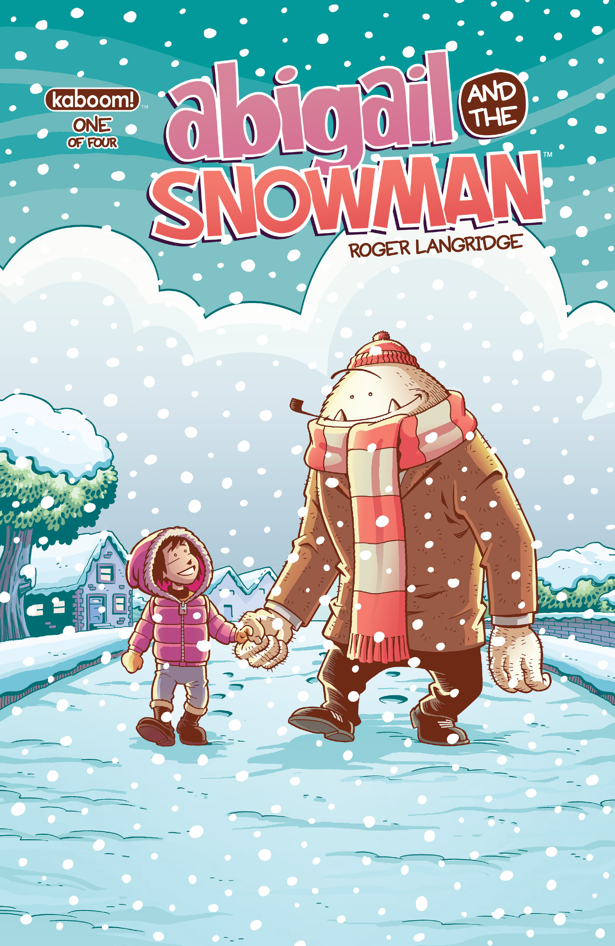 Abigail And The Snowman 1 Page 1
