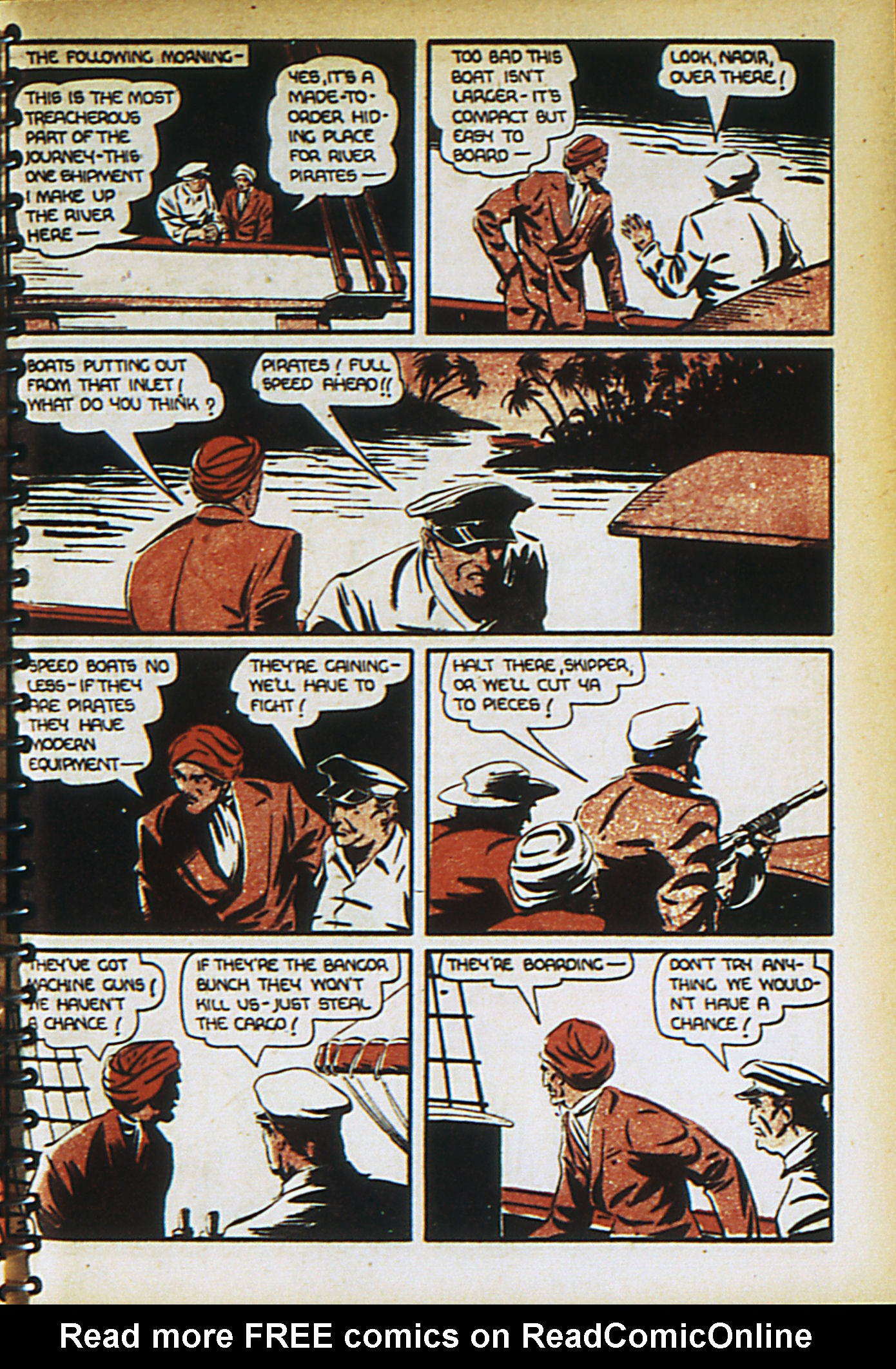 Read online Adventure Comics (1938) comic -  Issue #30 - 24