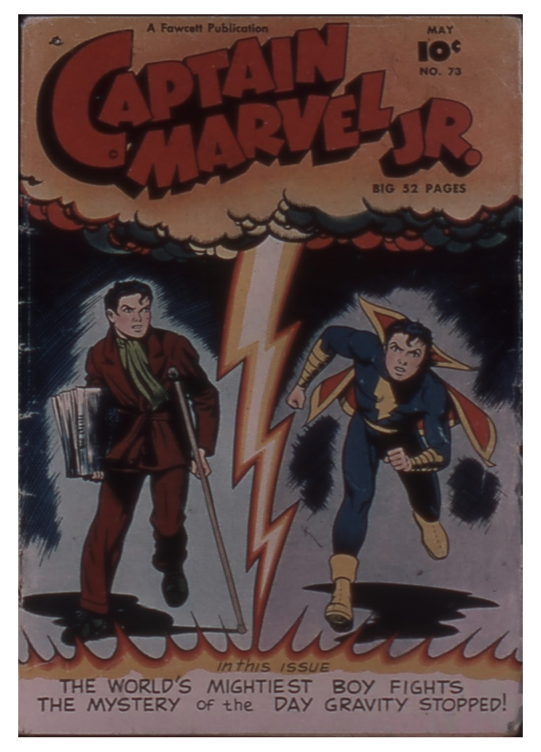 Captain Marvel, Jr. issue 73 - Page 1
