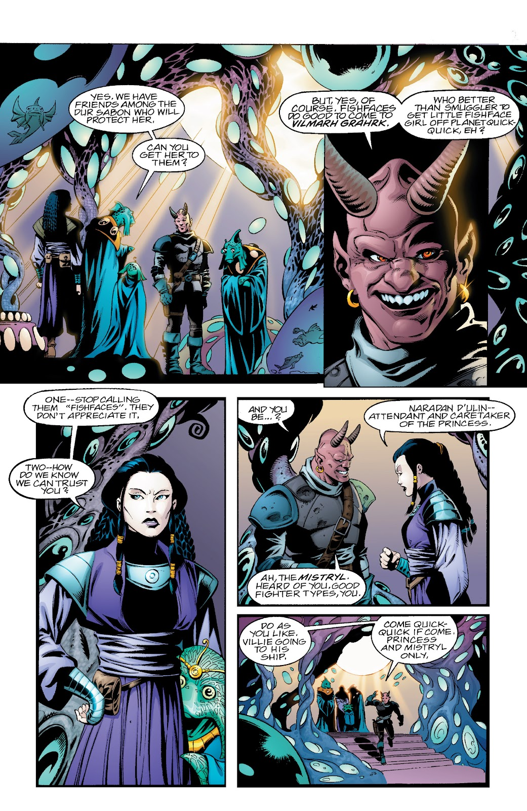 Read online Star Wars Legends: Rise of the Sith - Epic Collection comic -  Issue # TPB 1 (Part 5) - 61