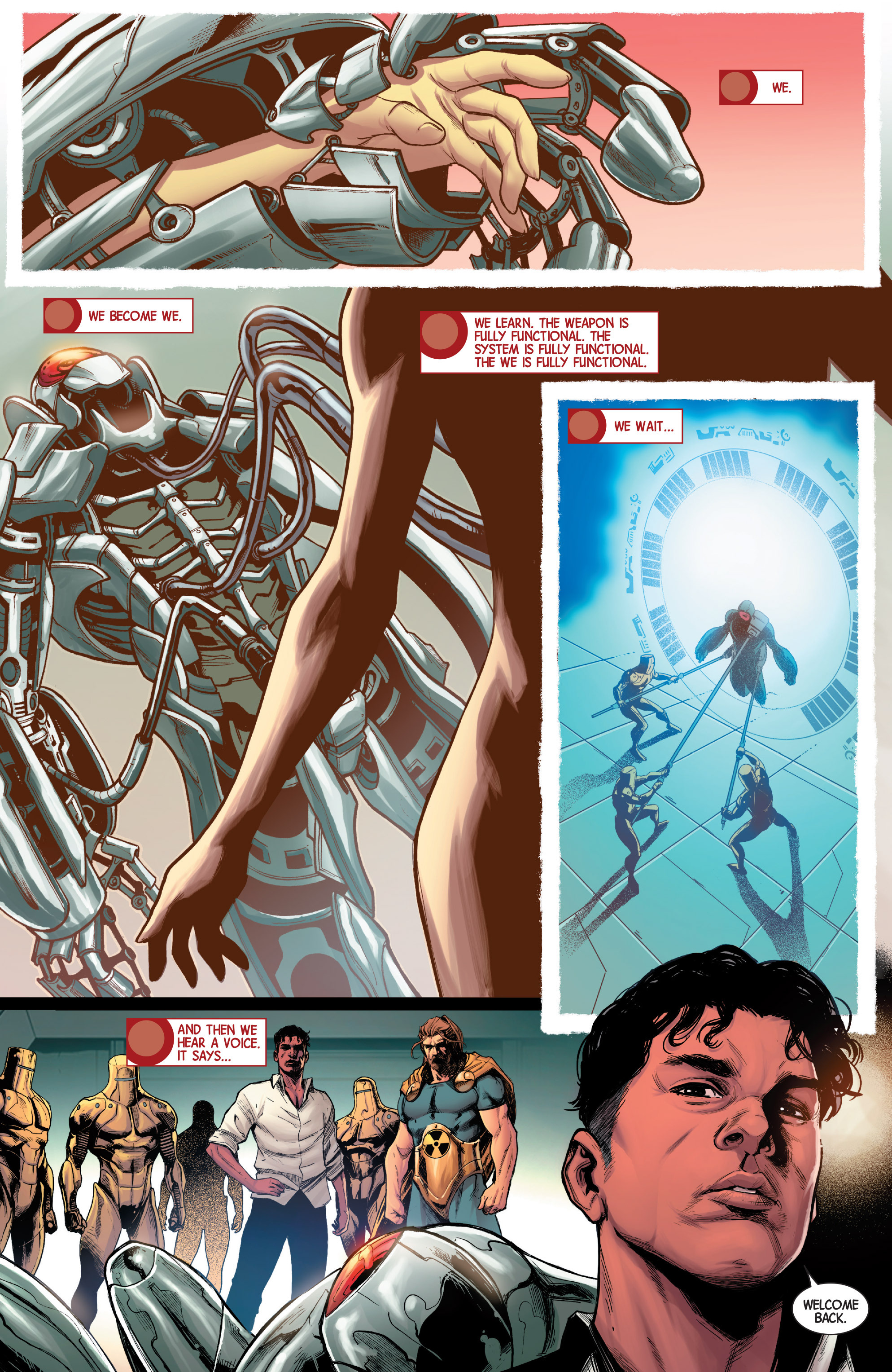 Read online Avengers (2013) comic -  Issue #38 - 9
