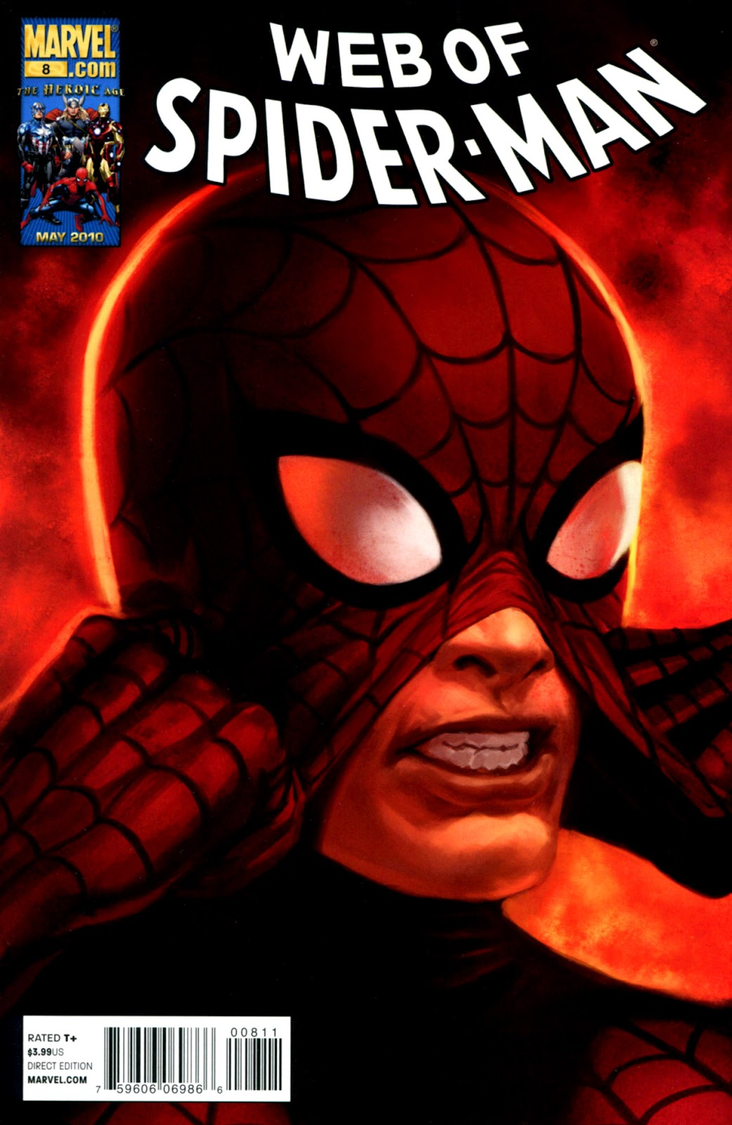 Web of Spider-Man (2009) Issue #8 #8 - English 1