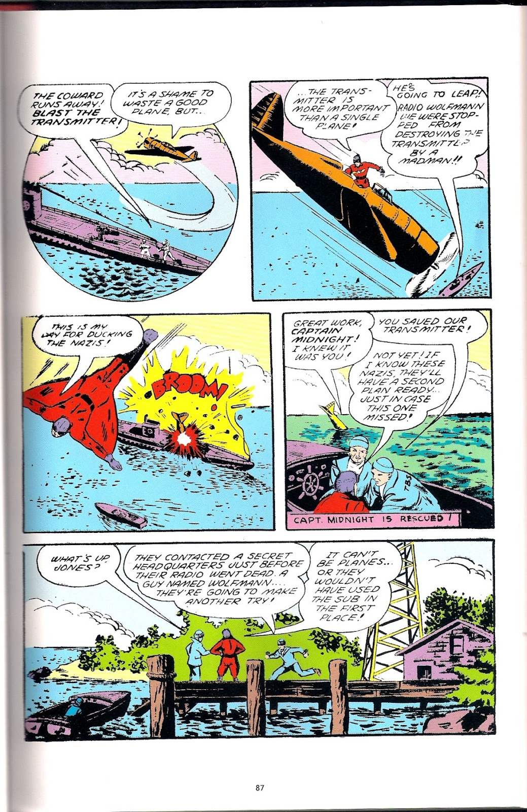 Captain Midnight (1942) issue 6 - Page 19