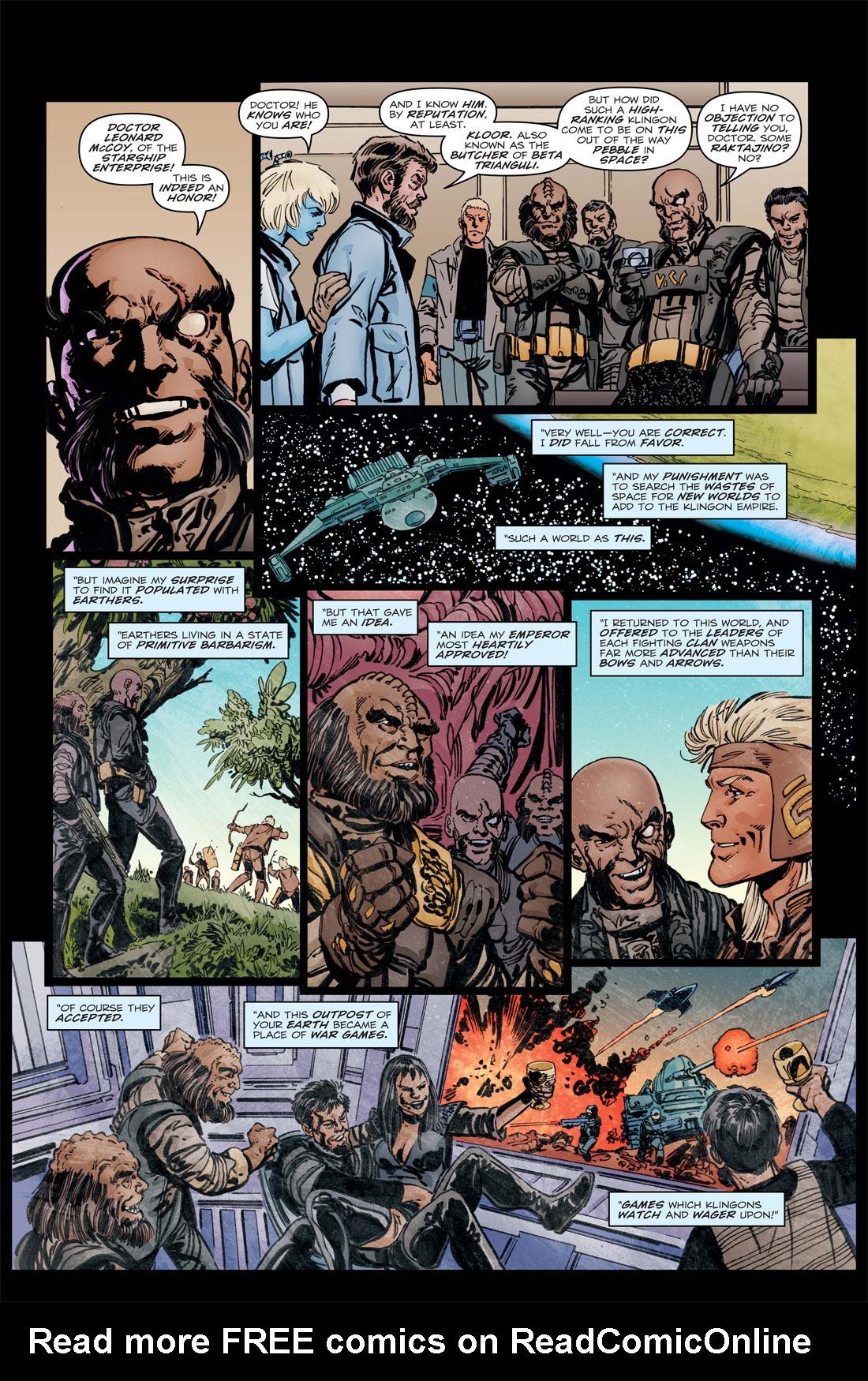 Read online Star Trek: Leonard McCoy, Frontier Doctor comic -  Issue #3 - 19