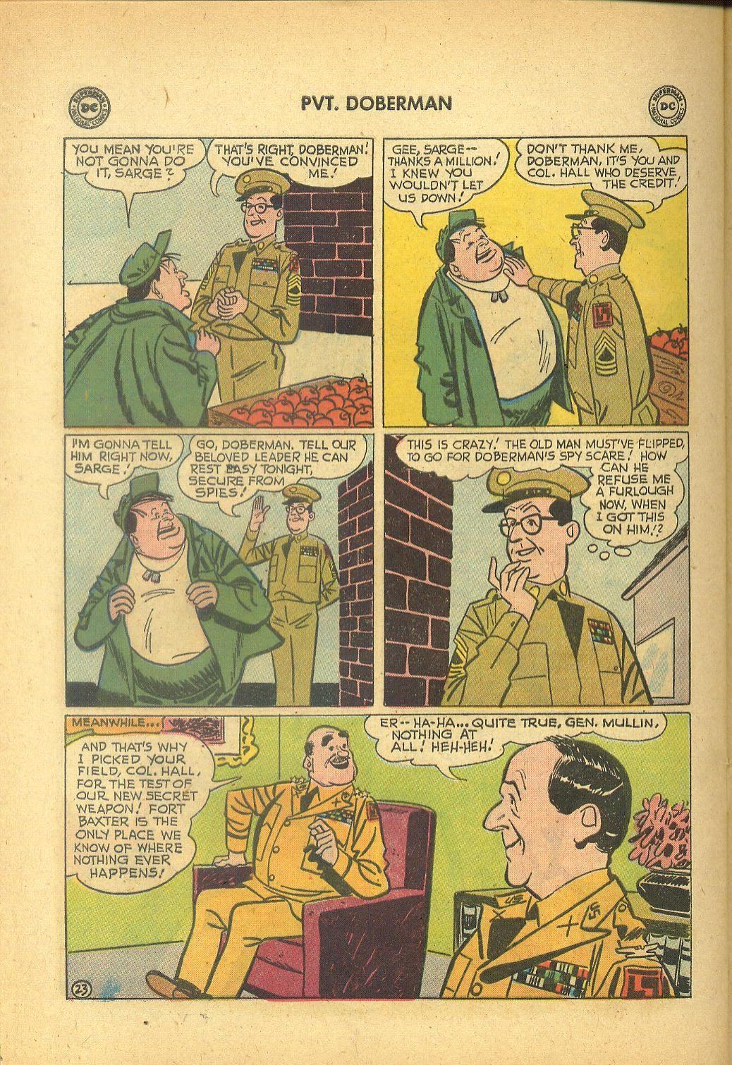 Sgt. Bilko's Pvt. Doberman issue 1 - Page 28