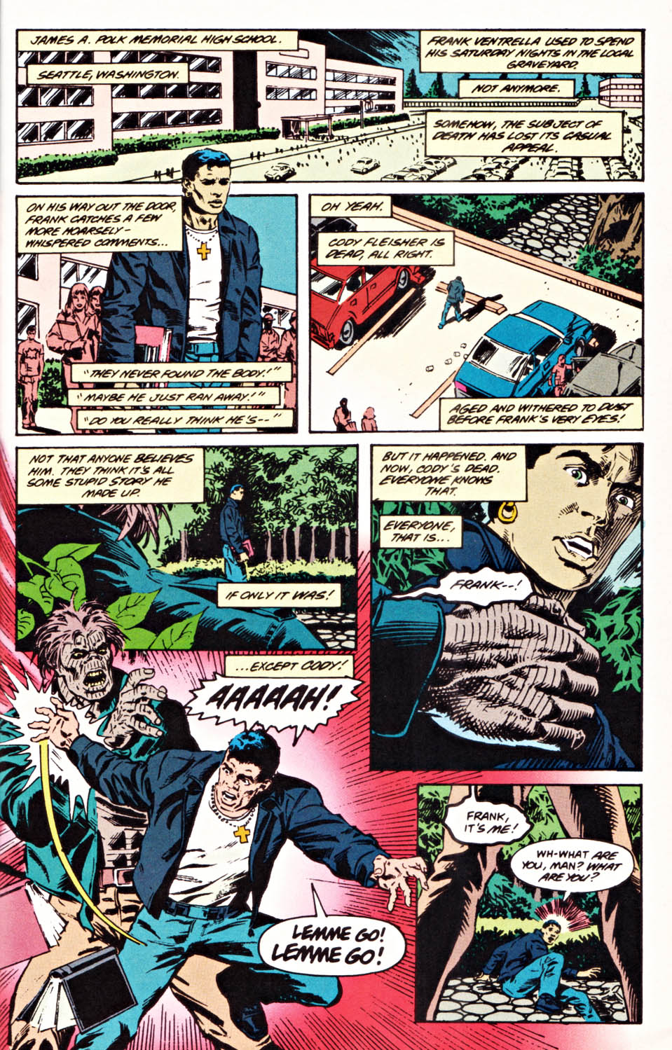Read online Secret Defenders comic -  Issue #20 - 12