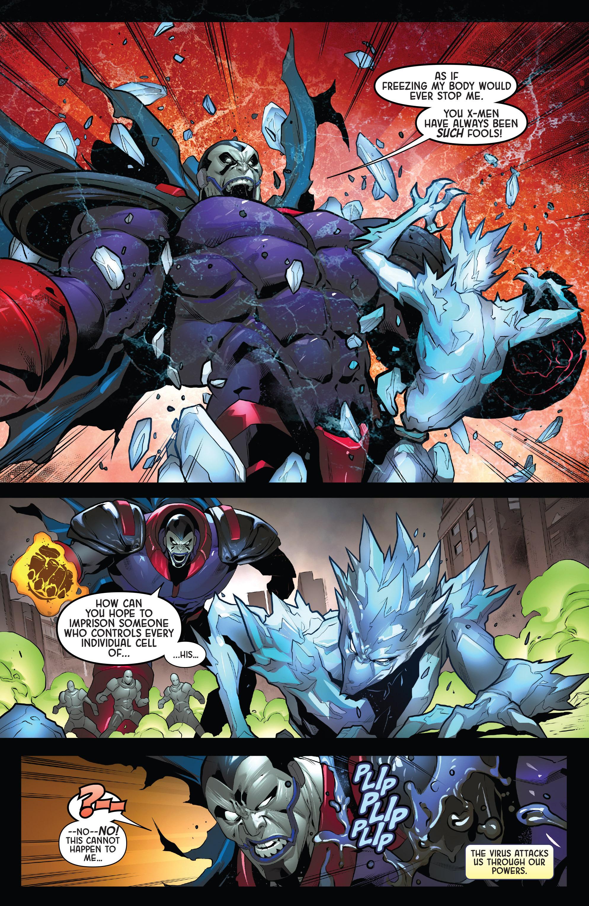 Read online Age of Apocalypse (2015) comic -  Issue #4 - 12