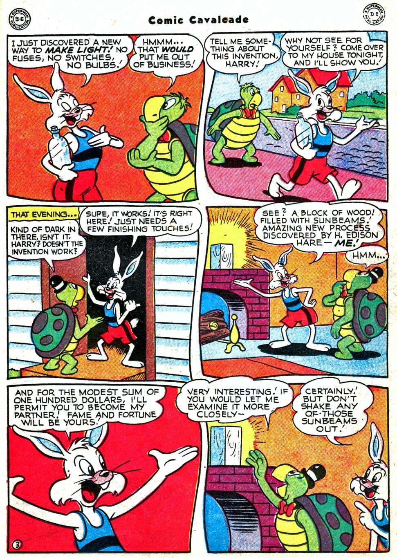 Comic Cavalcade issue 31 - Page 27