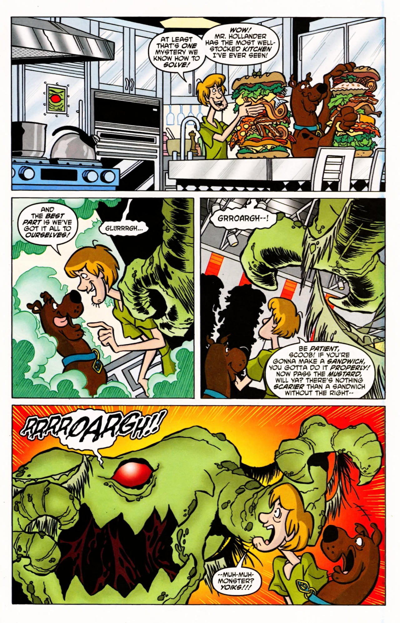 Read online Scooby-Doo (1997) comic -  Issue #149 - 20