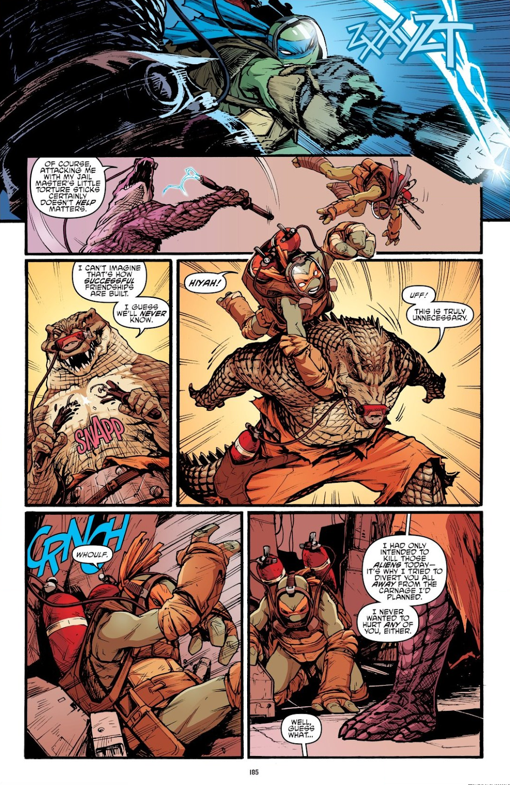 Read online Teenage Mutant Ninja Turtles: The IDW Collection comic -  Issue # TPB 7 (Part 2) - 78