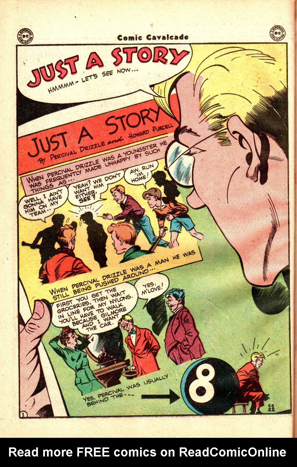 Comic Cavalcade issue 21 - Page 20