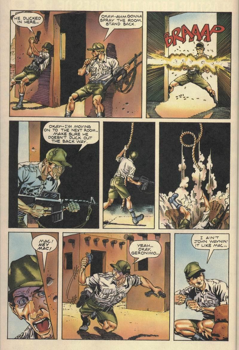 Read online Turok, Dinosaur Hunter (1993) comic -  Issue #10 - 12
