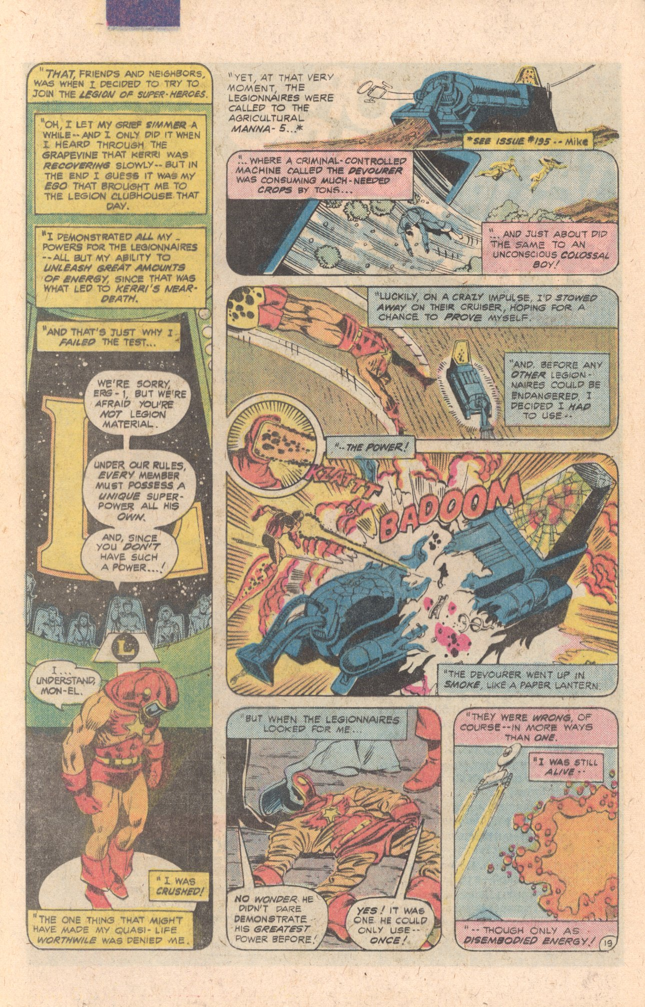 Legion of Super-Heroes (1980) 283 Page 20