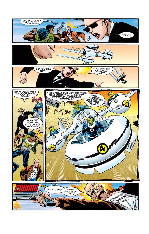 Read online Skrull Kill Krew (1995) comic -  Issue #4 - 9