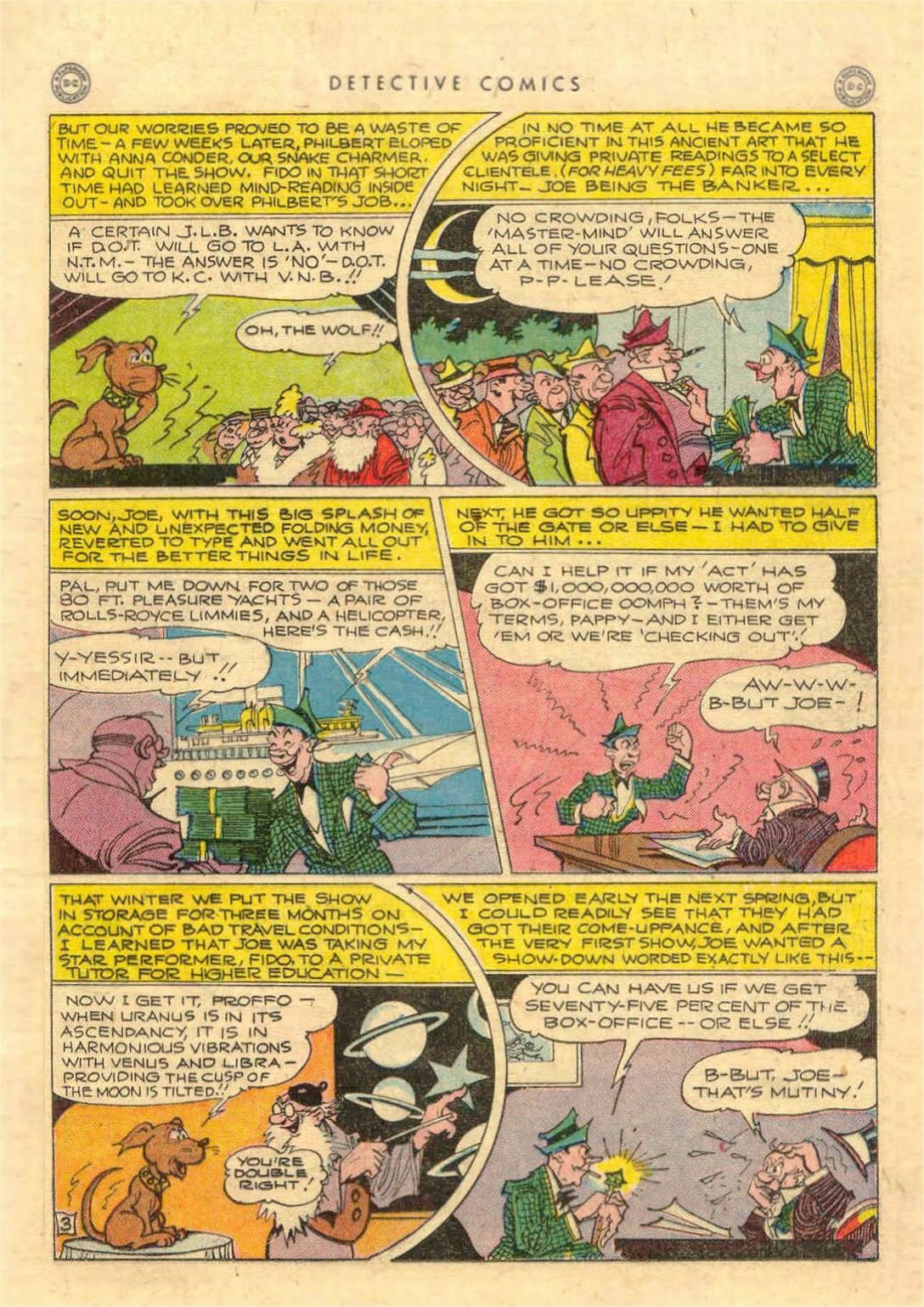 Read online Detective Comics (1937) comic -  Issue #97 - 29