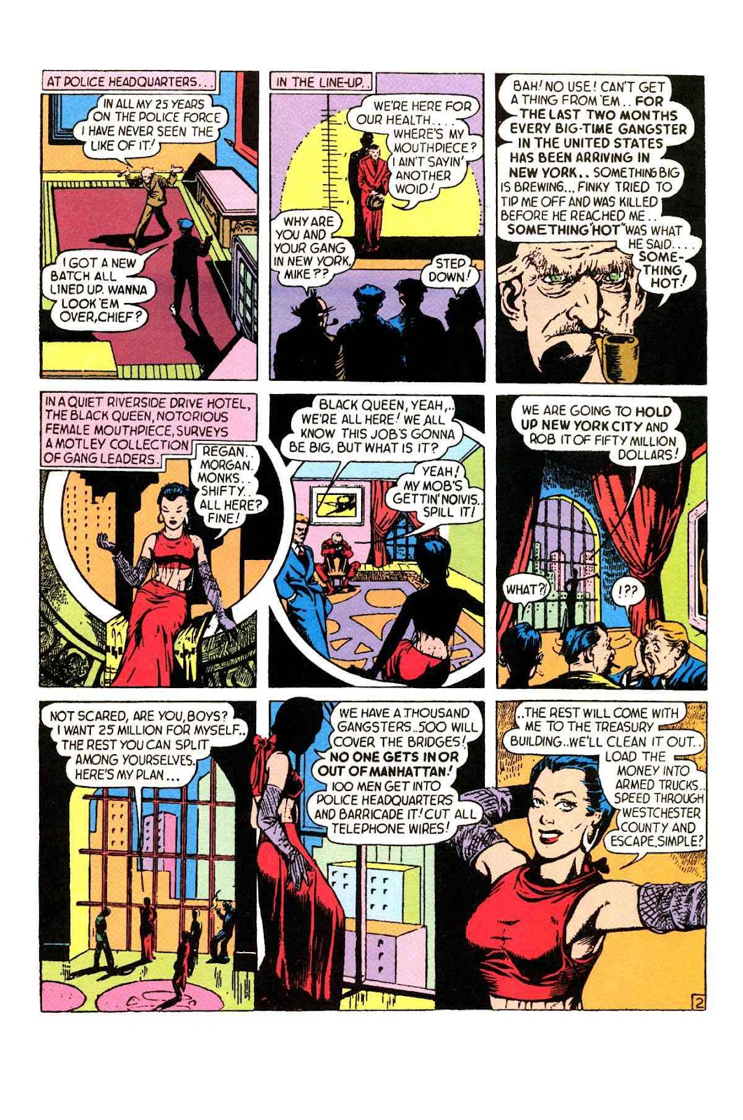 Read online Will Eisner's The Spirit Archives comic -  Issue # TPB 1 (Part 1) - 38