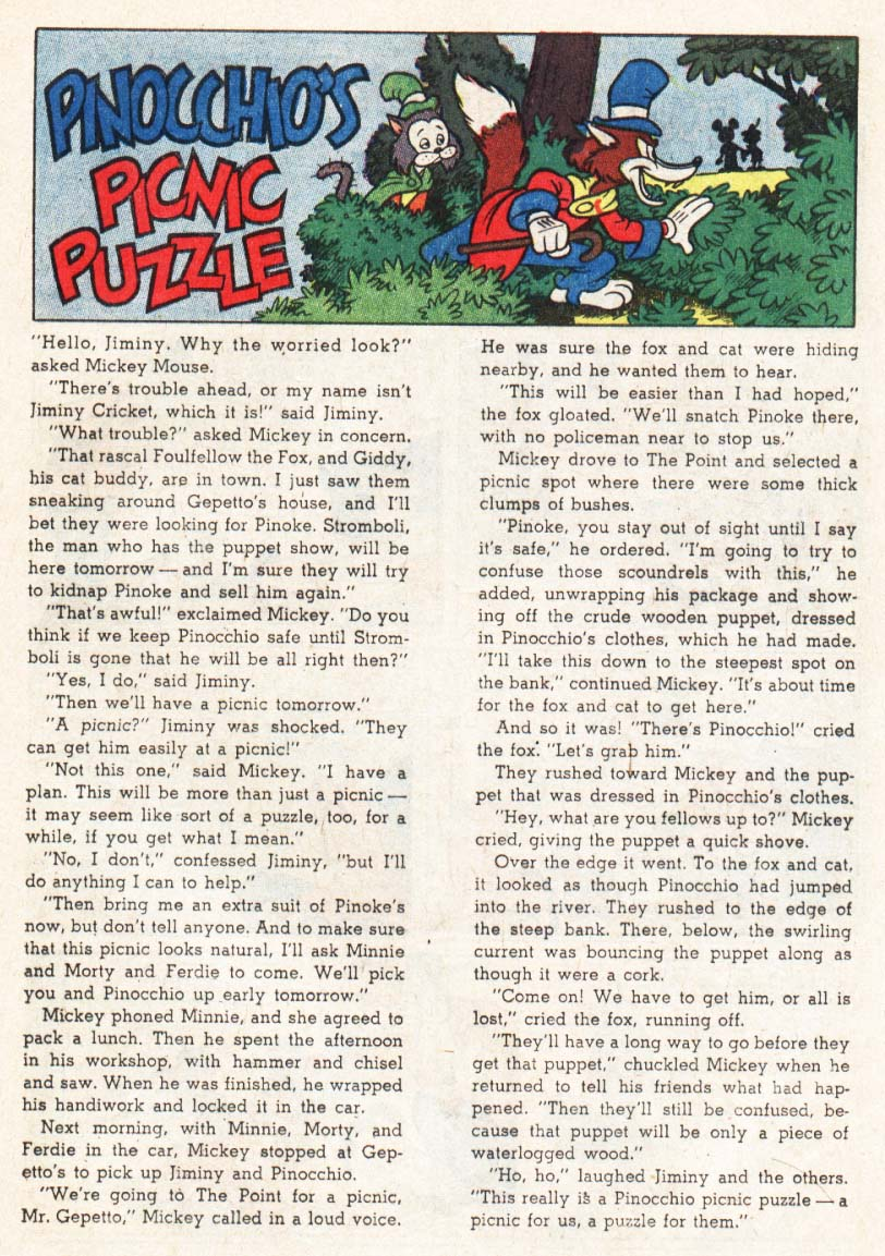 Walt Disney's Comics and Stories issue 240 - Page 24