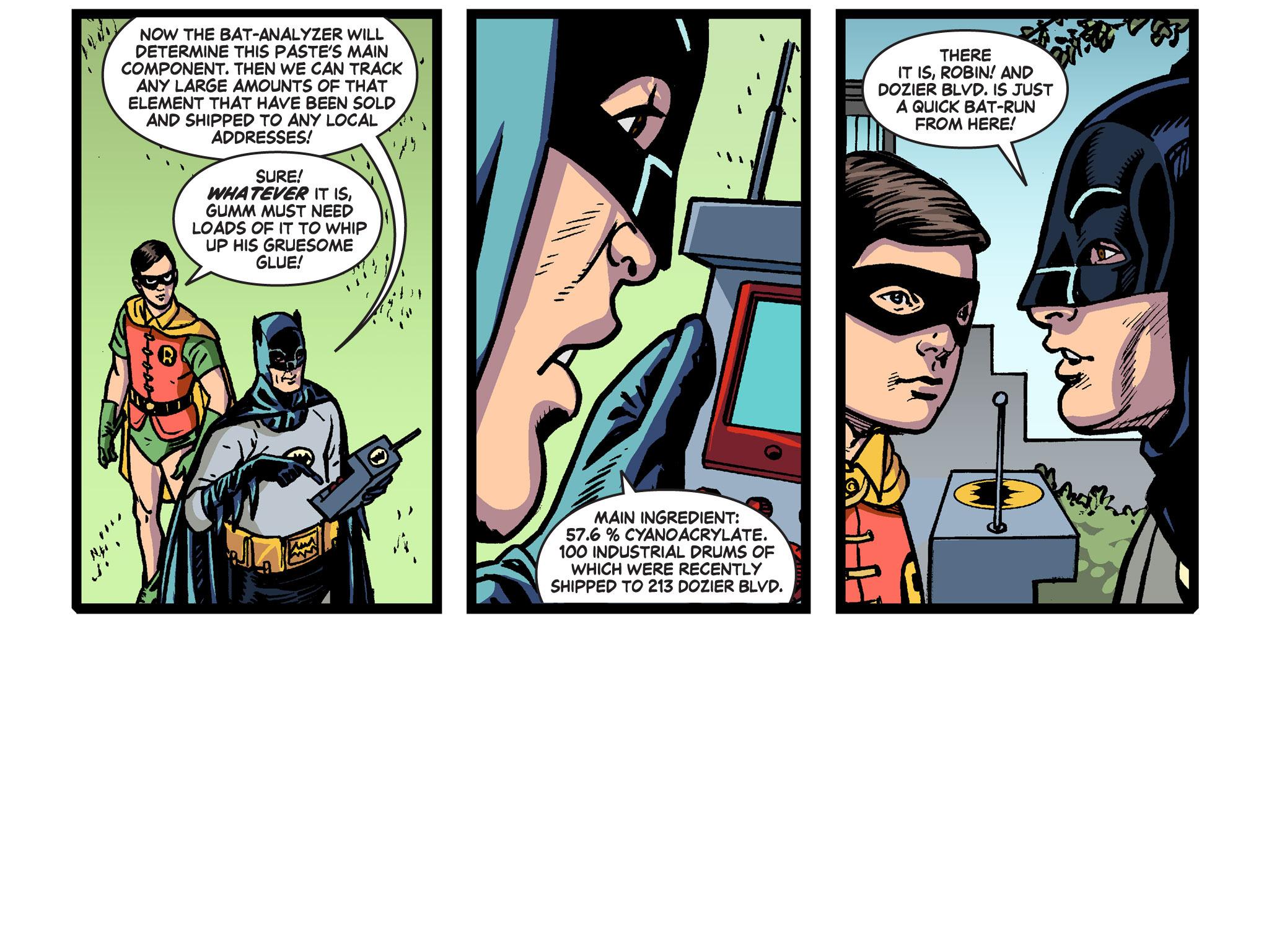 Read online Batman '66 Meets the Green Hornet [II] comic -  Issue #4 - 71