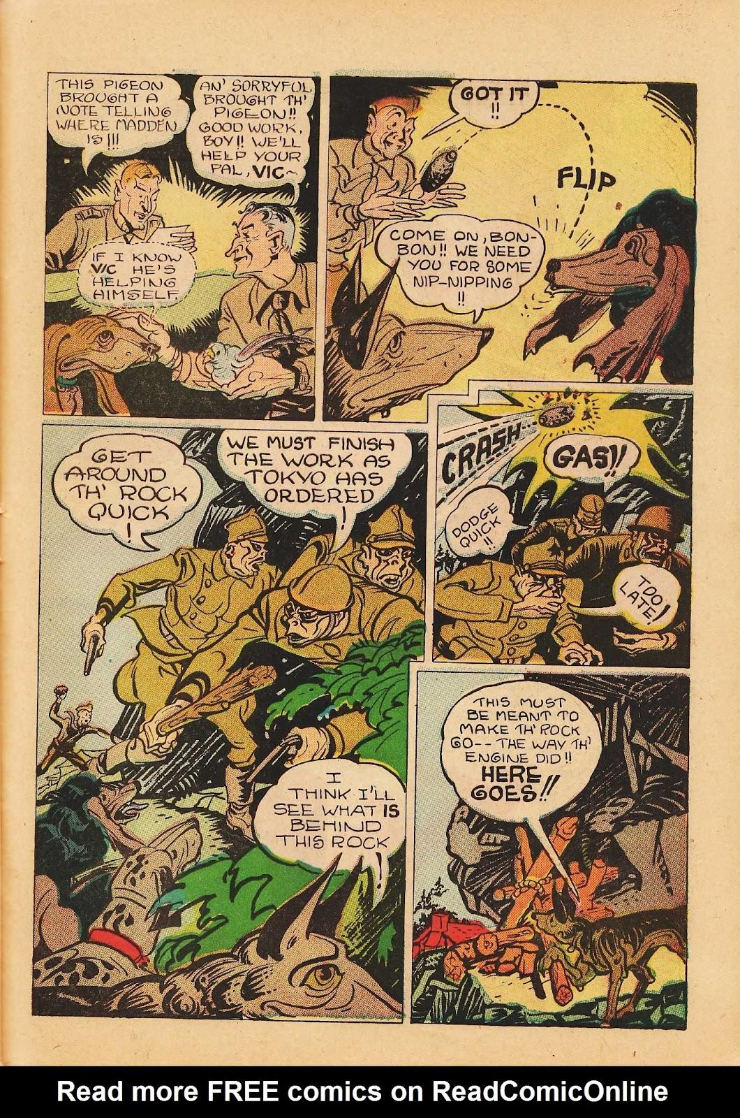 Super-Magician Comics issue 22 - Page 47