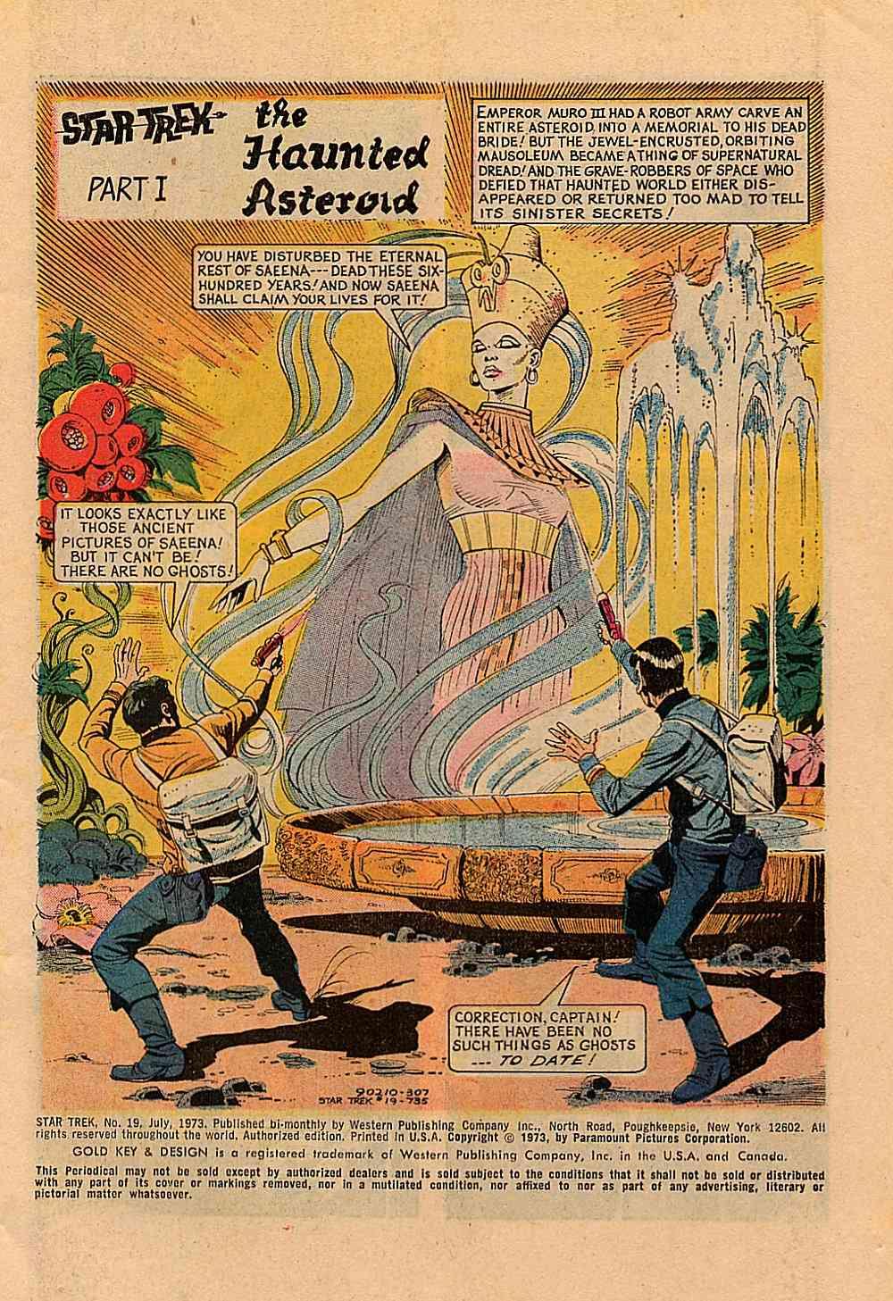 Star Trek (1967) issue 19 - Page 2