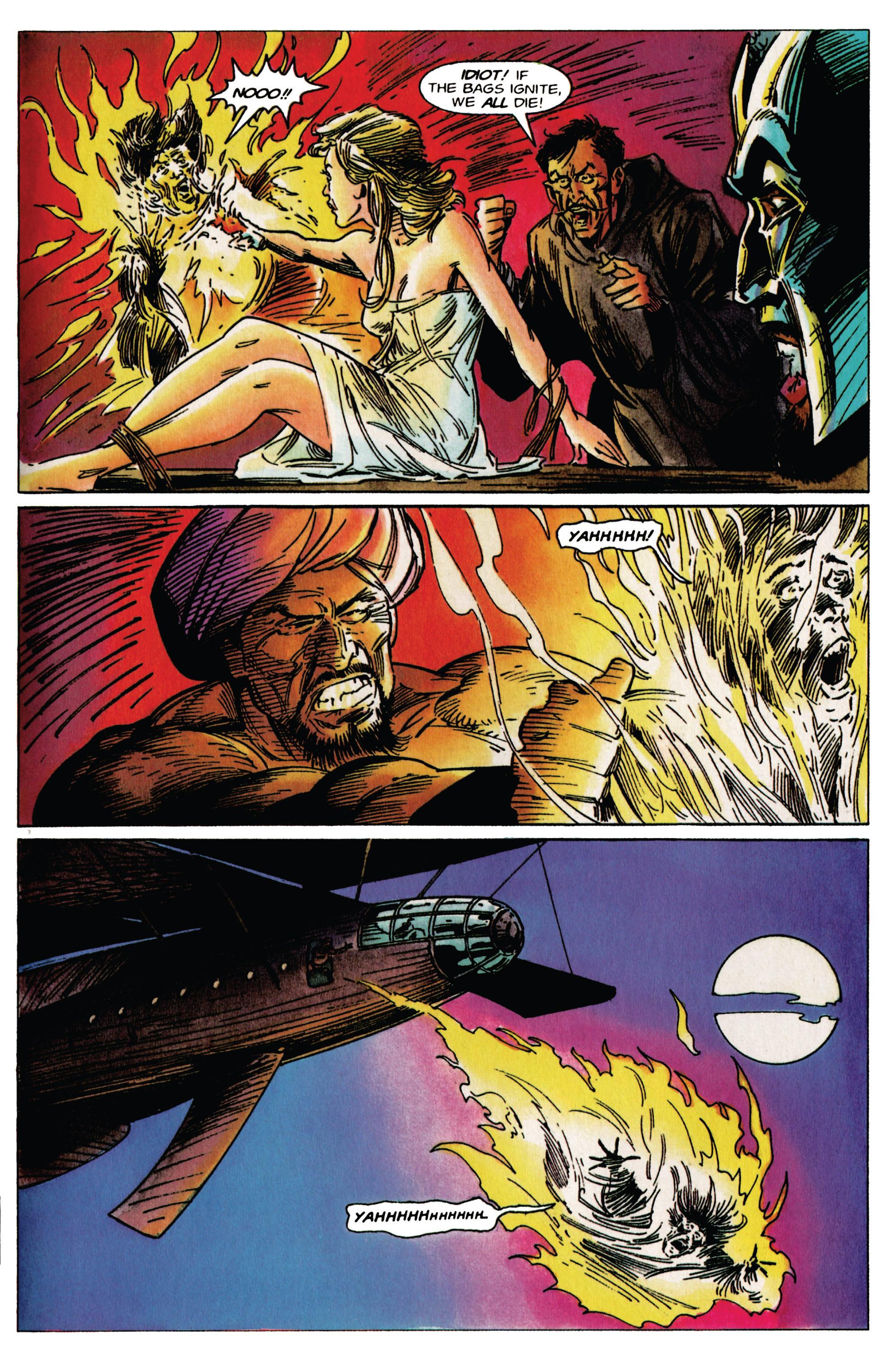 Read online Shadowman (1992) comic -  Issue # _TPB 1 - 37