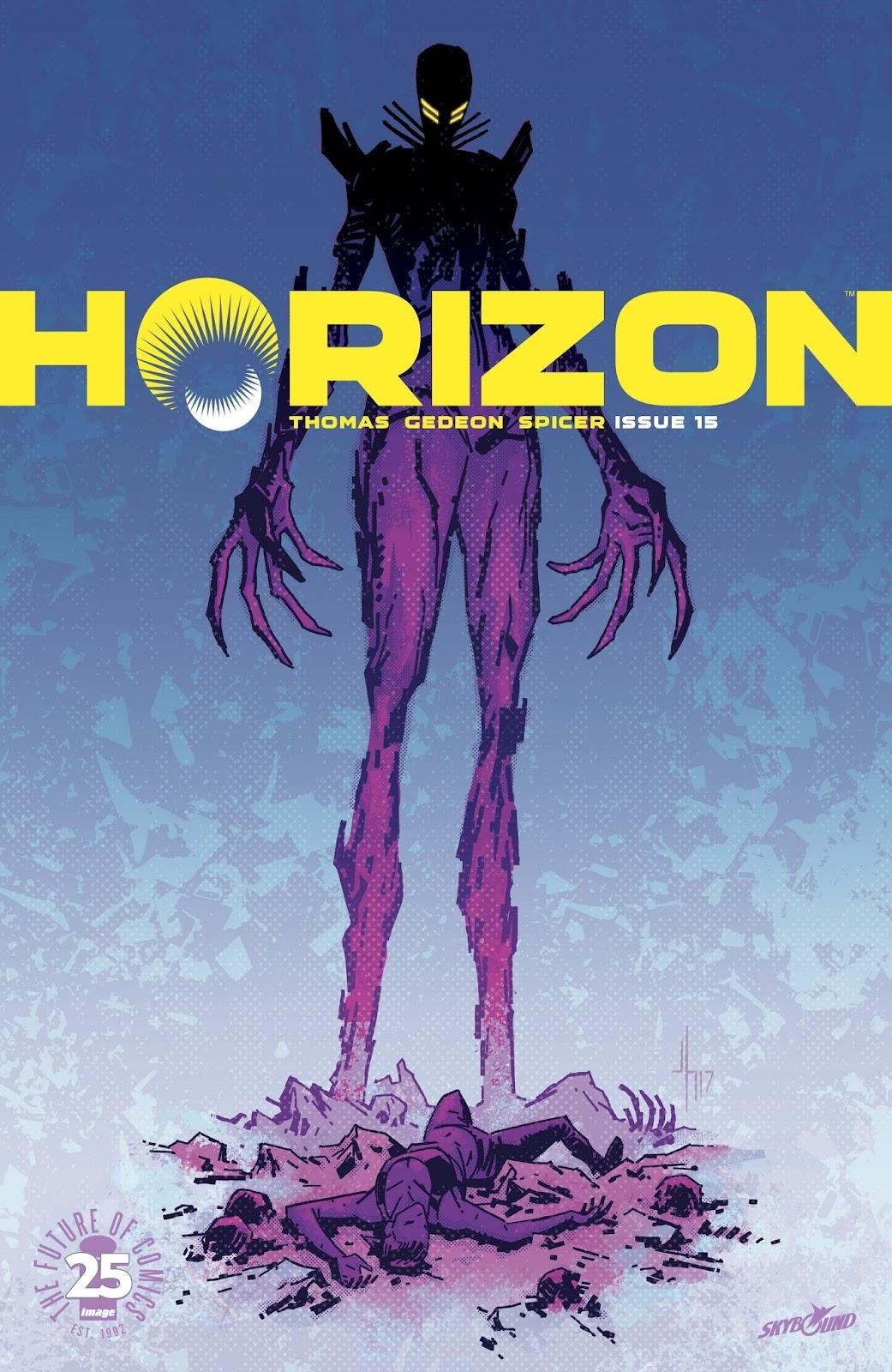 Horizon 15 Page 1