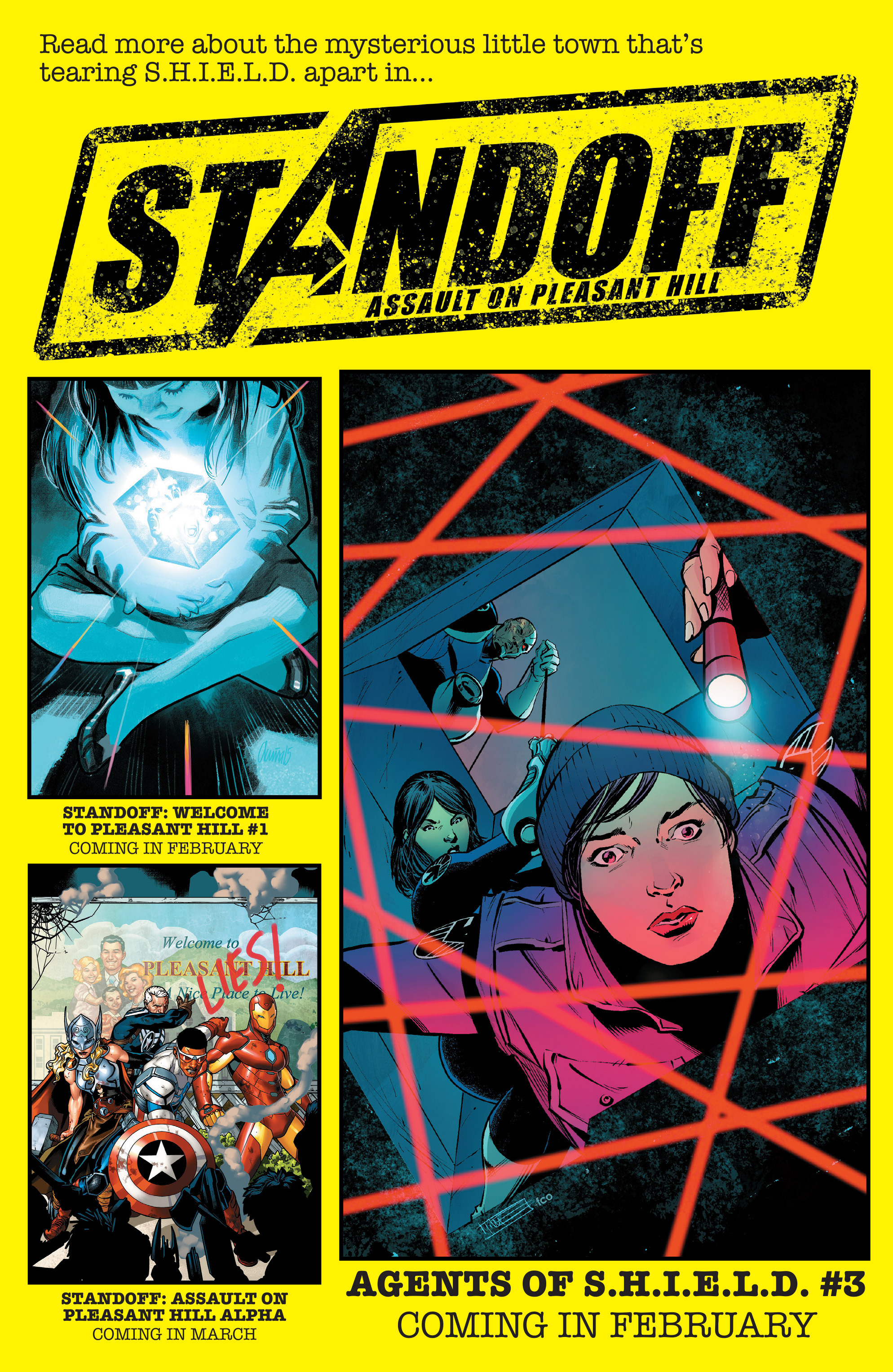 Read online Agents of S.H.I.E.L.D. comic -  Issue #2 - 23