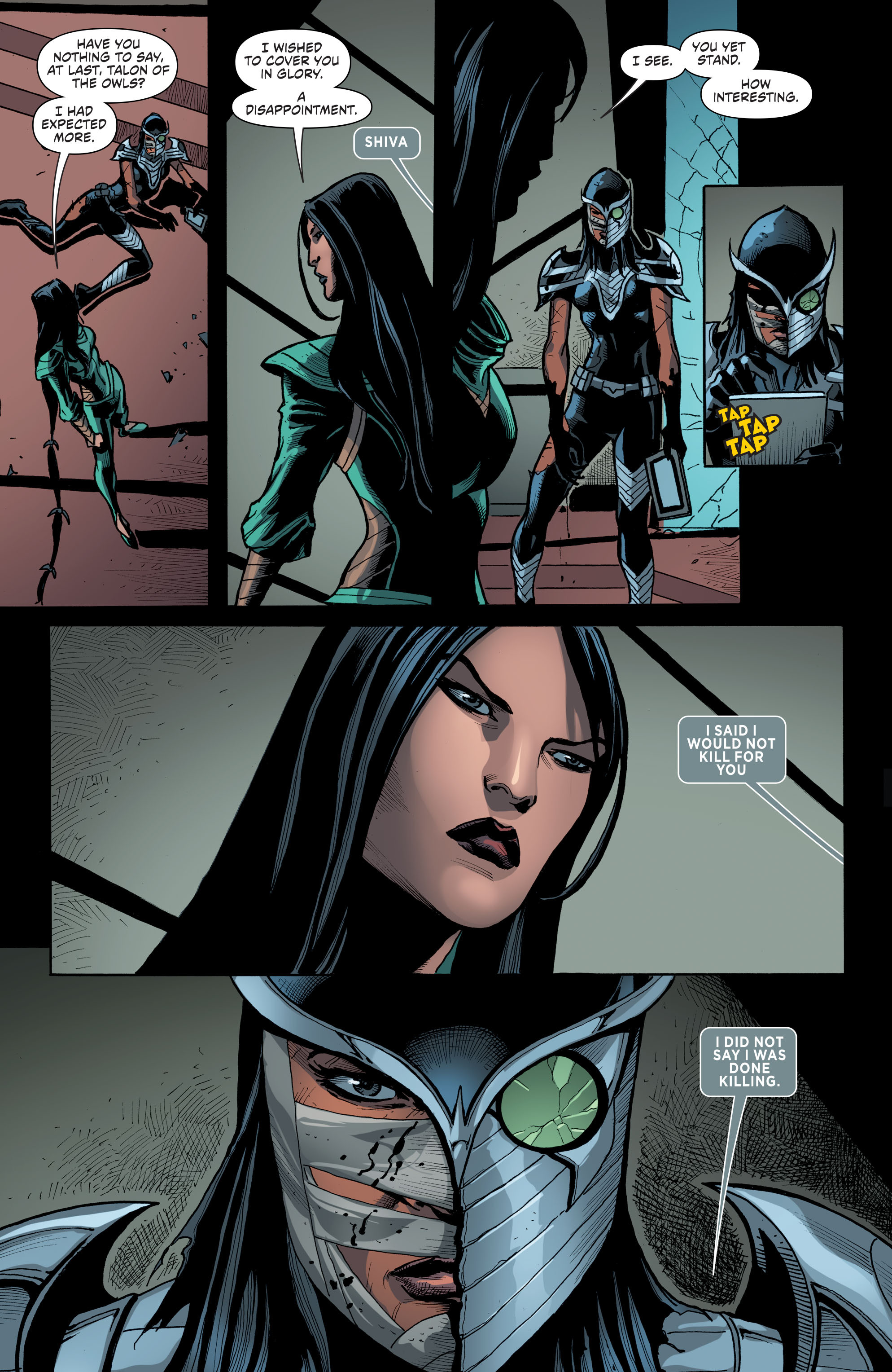 Read online Secret Six (2015) comic -  Issue #14 - 14