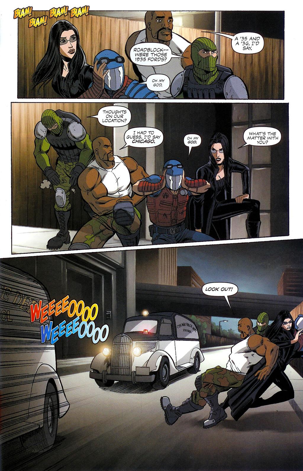 G.I. Joe vs. The Transformers II Issue #2 #3 - English 4