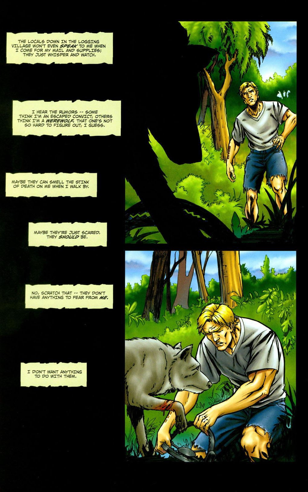 Read online Snake Eyes: Declassified comic -  Issue #5 - 18